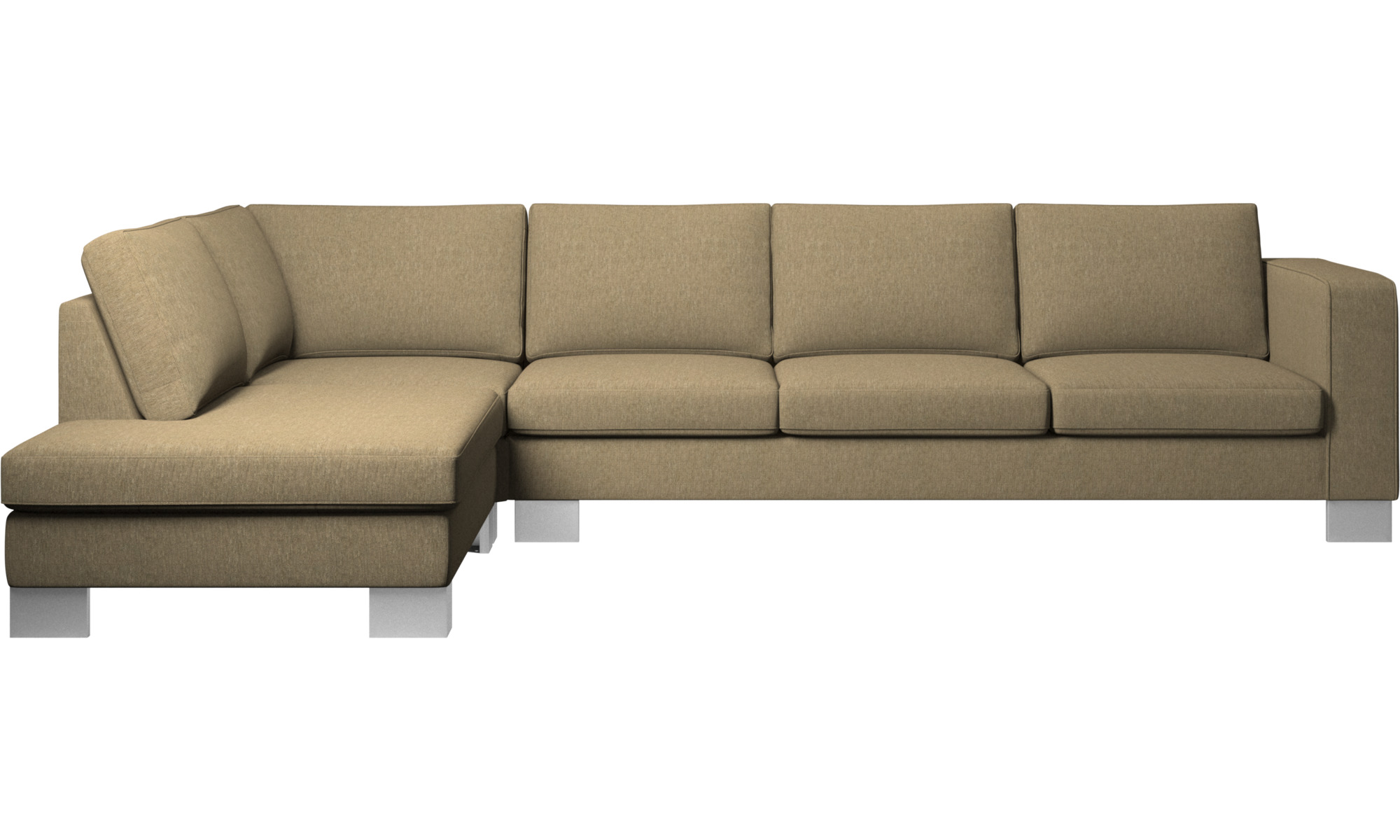 Corner sofas indivi 2 corner sofa with lounging unit - Sofa cama de espuma ...