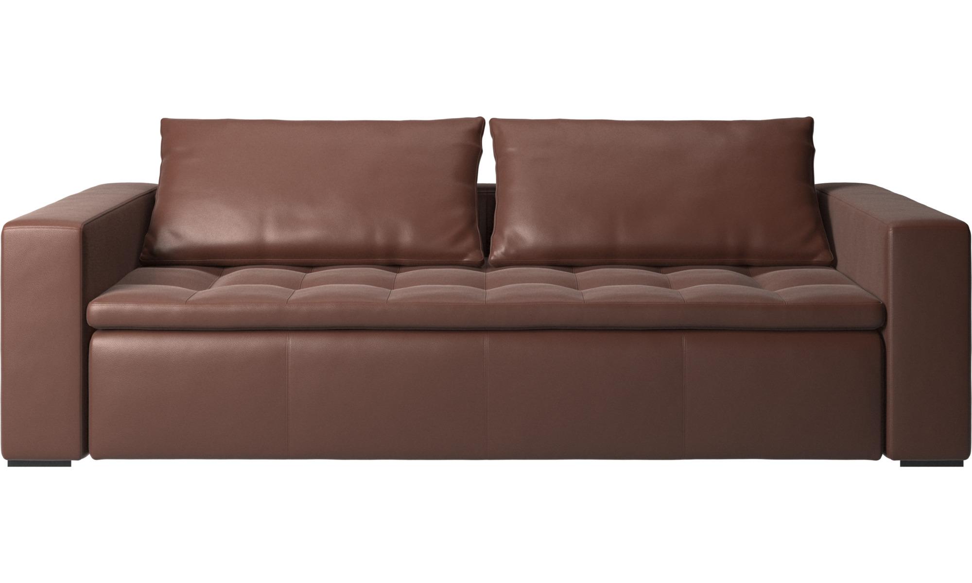 3 personers sofaer mezzo sofa boconcept. Black Bedroom Furniture Sets. Home Design Ideas