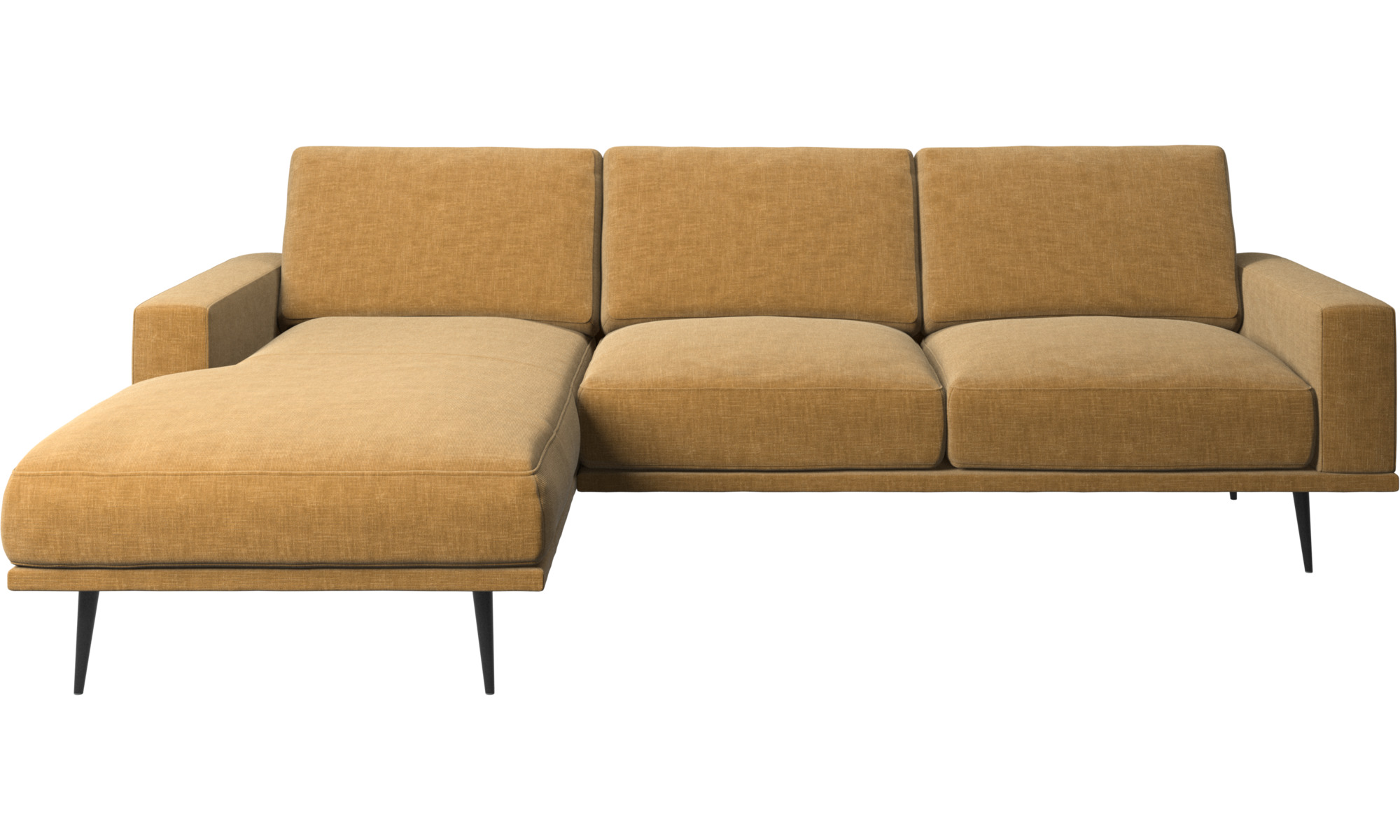 Chaise Lounge Sofas Carlton Sofa With Resting Unit Beige Fabric