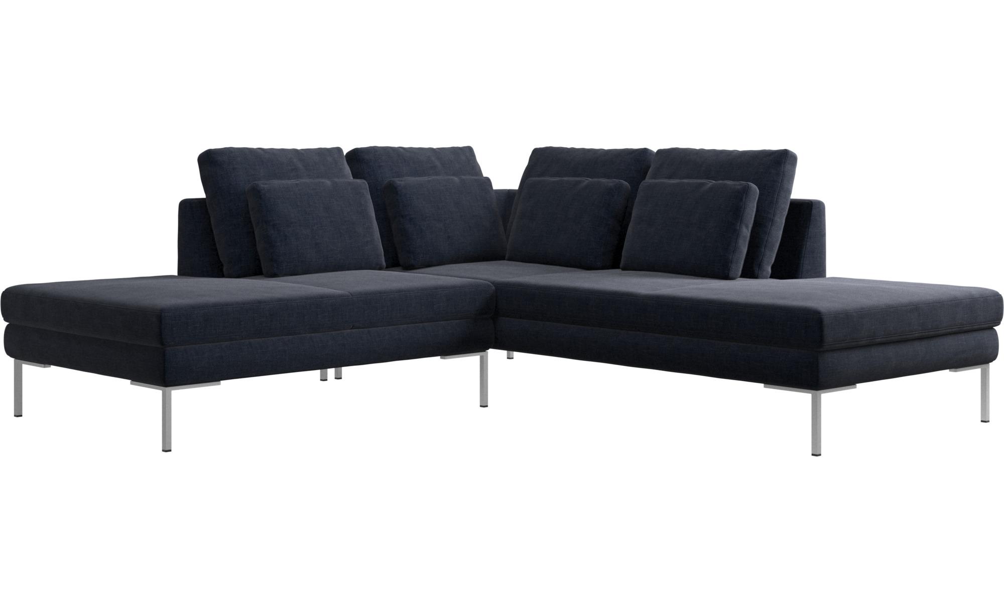 Una textura sofisticada sof istra 2 con m dulo de - Sofas de descanso ...
