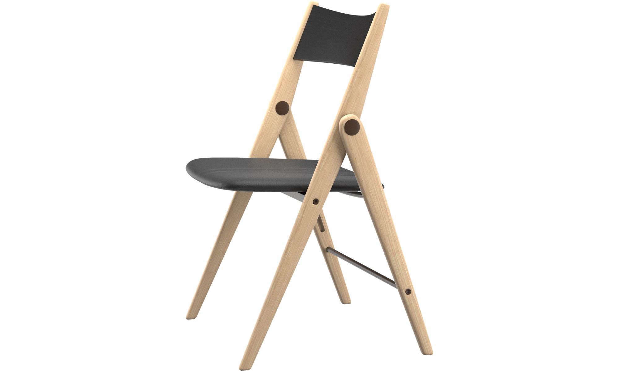 Amazing Dining Chairs Oslo Folding Chair Boconcept Pabps2019 Chair Design Images Pabps2019Com