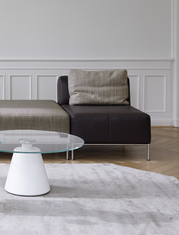 Armchairs - Miami seat with back