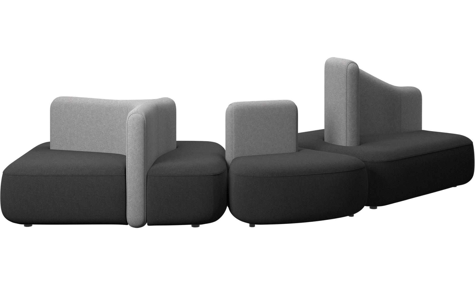Astonishing Modular Sofas Ottawa Sofa Boconcept Machost Co Dining Chair Design Ideas Machostcouk