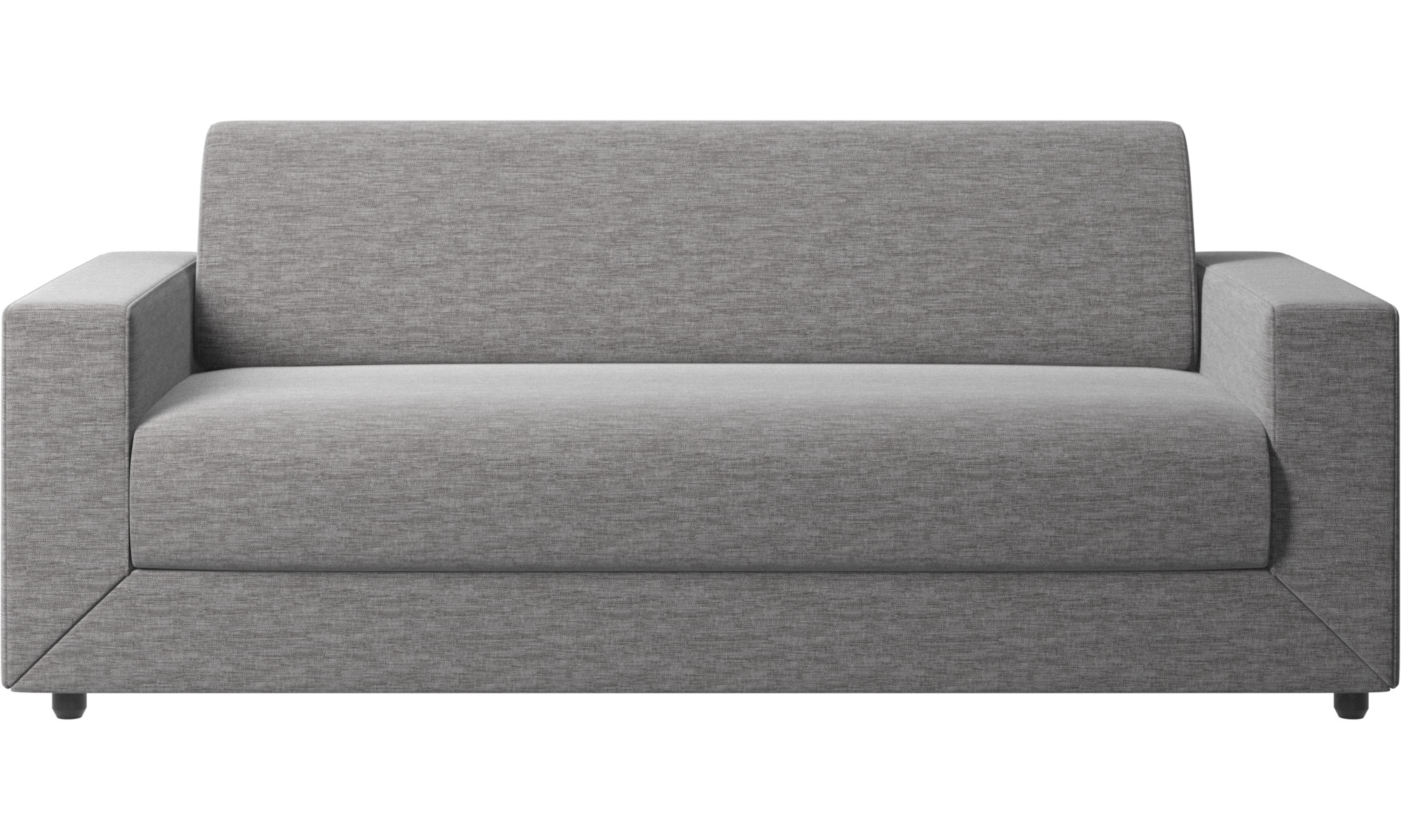 Sofa Beds Stockholm Bed Grey Fabric