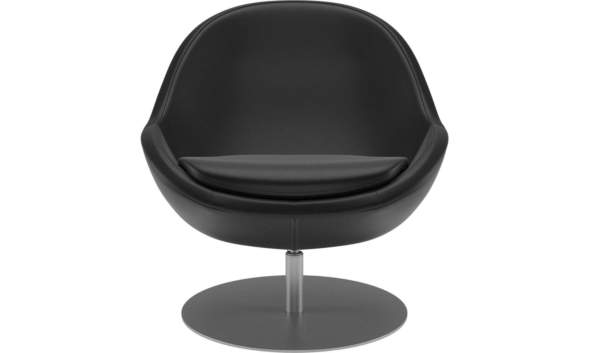 Armchairs Veneto Chair With Swivel Function Boconcept