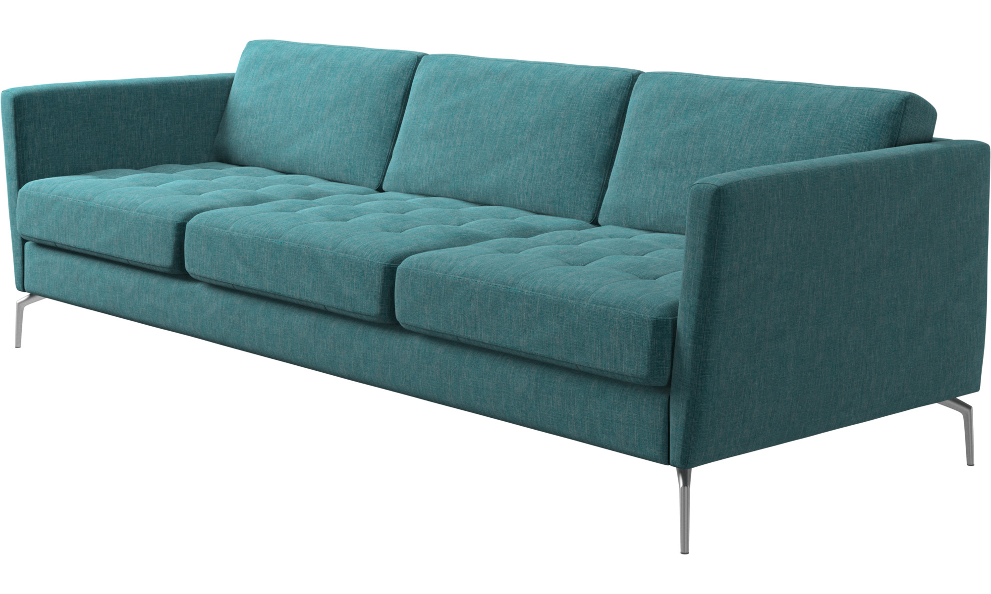 3 sitzer sofas osaka sofa getuftete sitzfl che boconcept. Black Bedroom Furniture Sets. Home Design Ideas