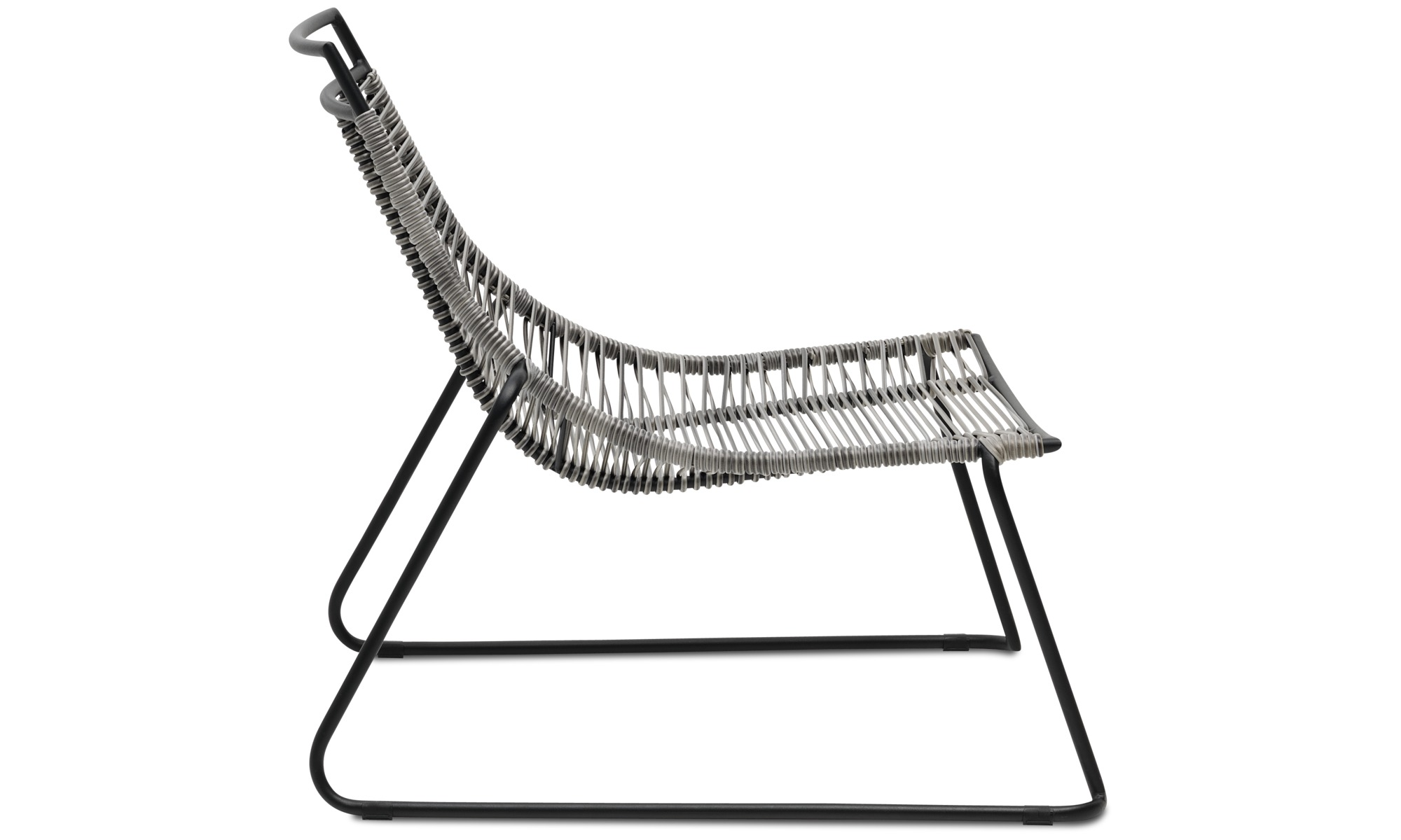 Utrolig Outdoor chairs - Elba Lounge chair (for in- and outdoor use DD-79