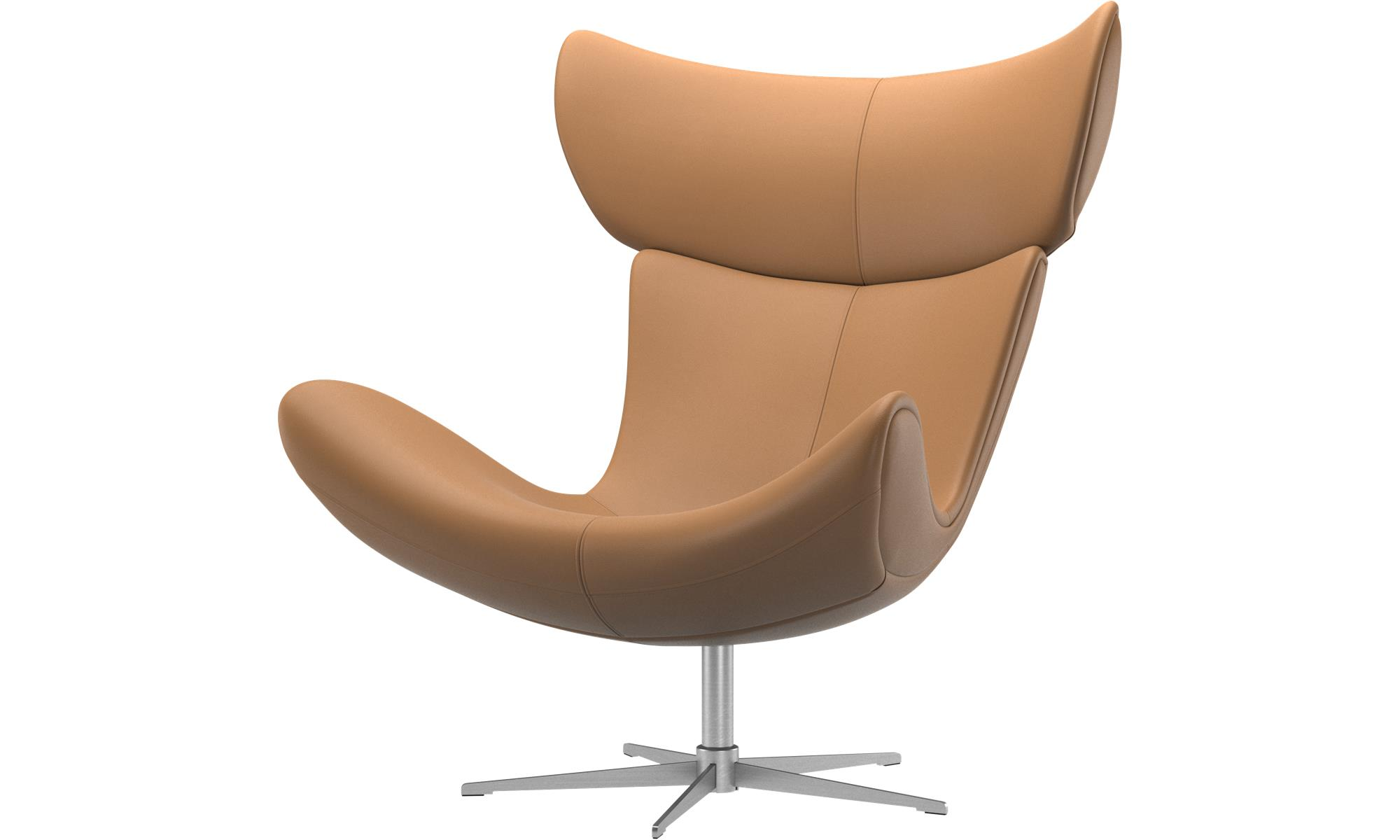 Armchairs Imola Chair With Swivel Function Boconcept