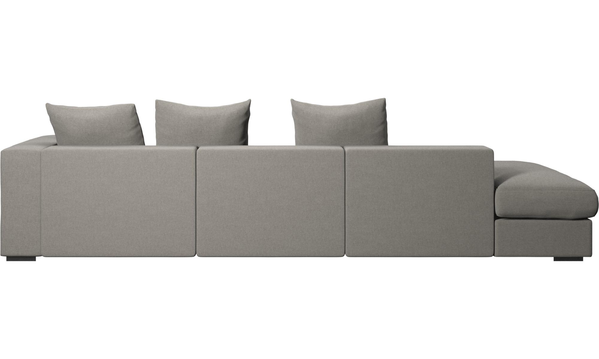 3-sitzer Sofas - Cenova Sofa mit Lounge- und Ruhemodul - BoConcept
