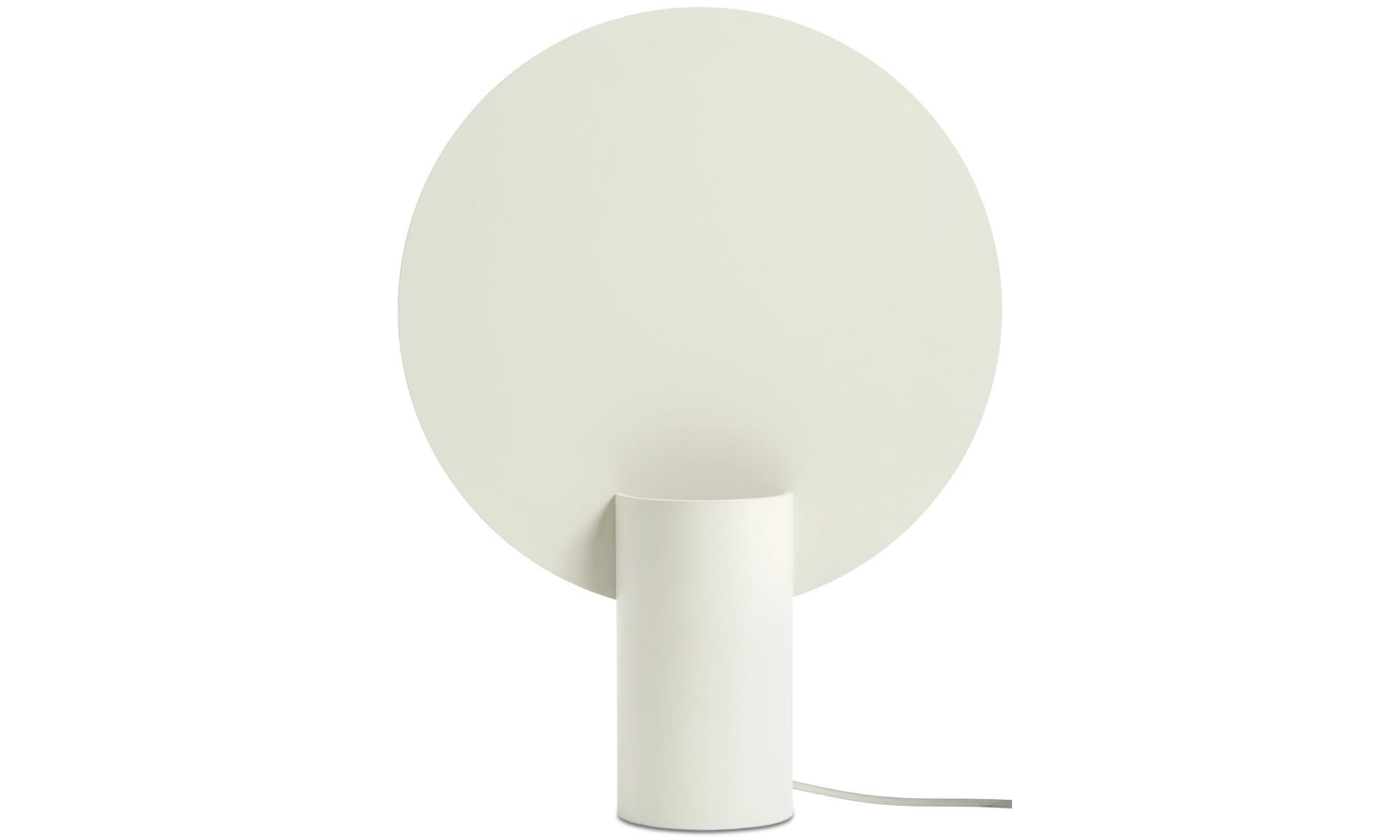 Lampy - Lampa stołowa Rise - Szary - Metal