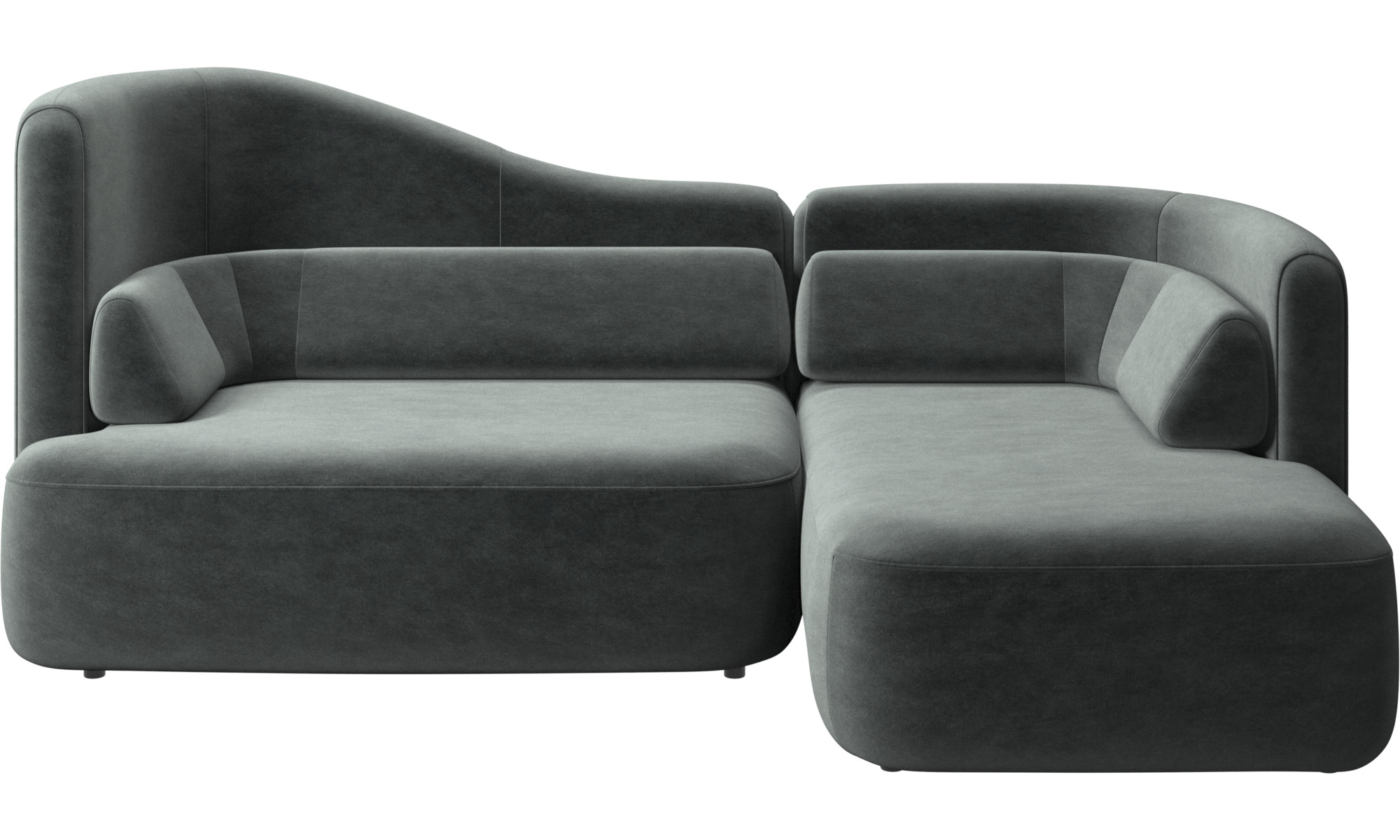 Modular Sofas Ottawa Sofa Green Fabric
