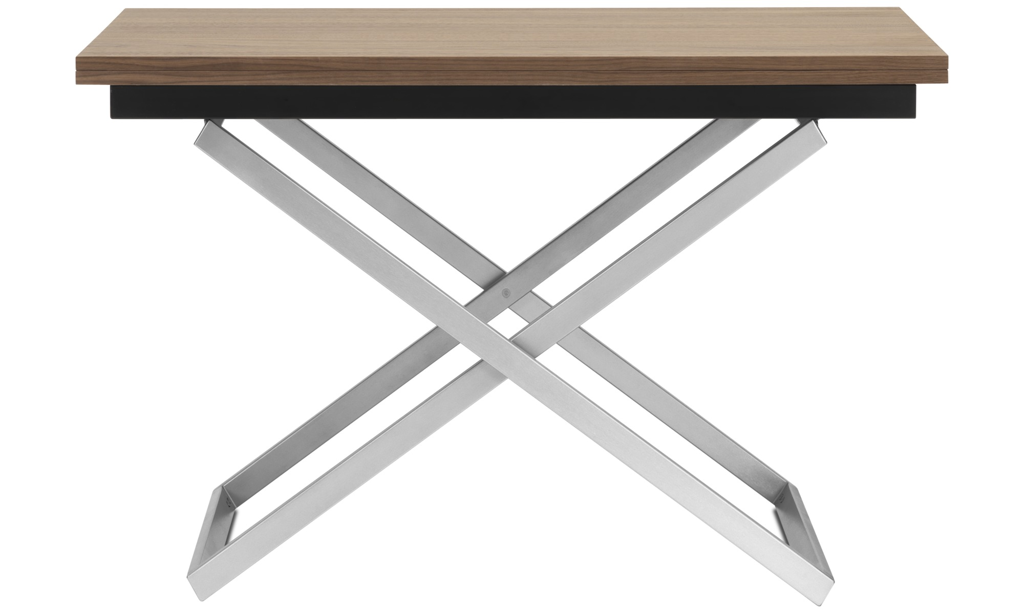 Coffee tables rubi adjustable table height and size can - How tall should a coffee table be ...