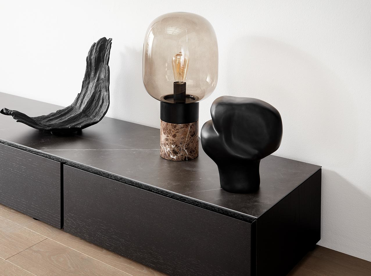 Lamps - Shelter table lamp