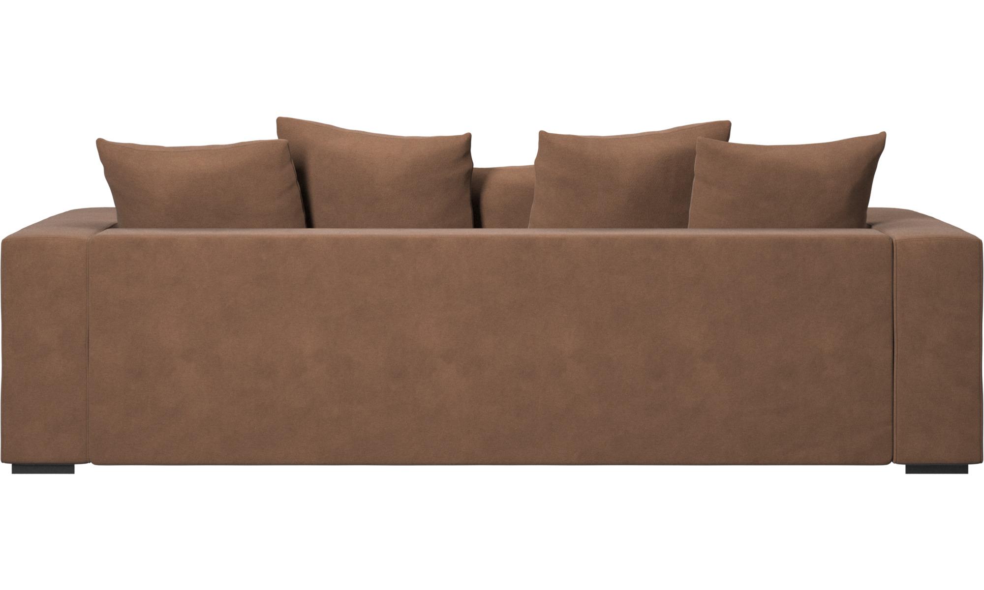 3 seater sofas cenova sofa boconcept. Black Bedroom Furniture Sets. Home Design Ideas