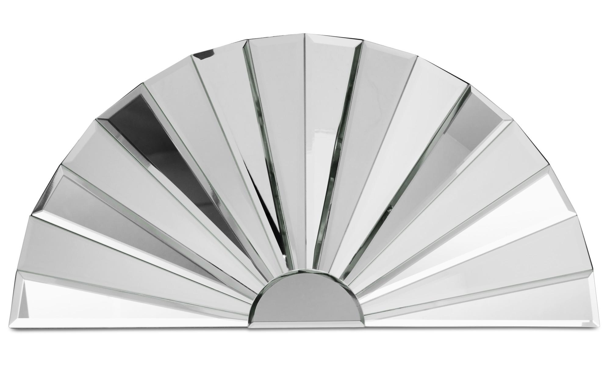 Lustra - Lustro Peacock - Przezroczyste - Szkło
