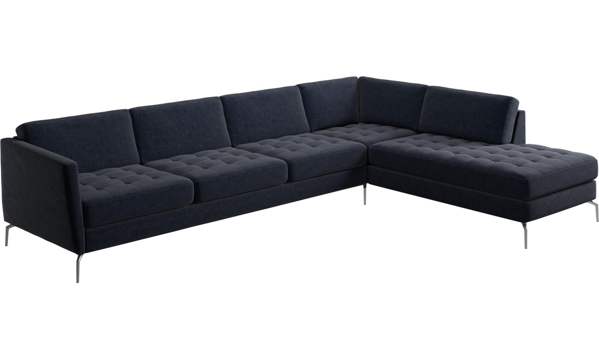 Una textura sofisticada sof esquinero osaka con m dulo - Sofas de descanso ...