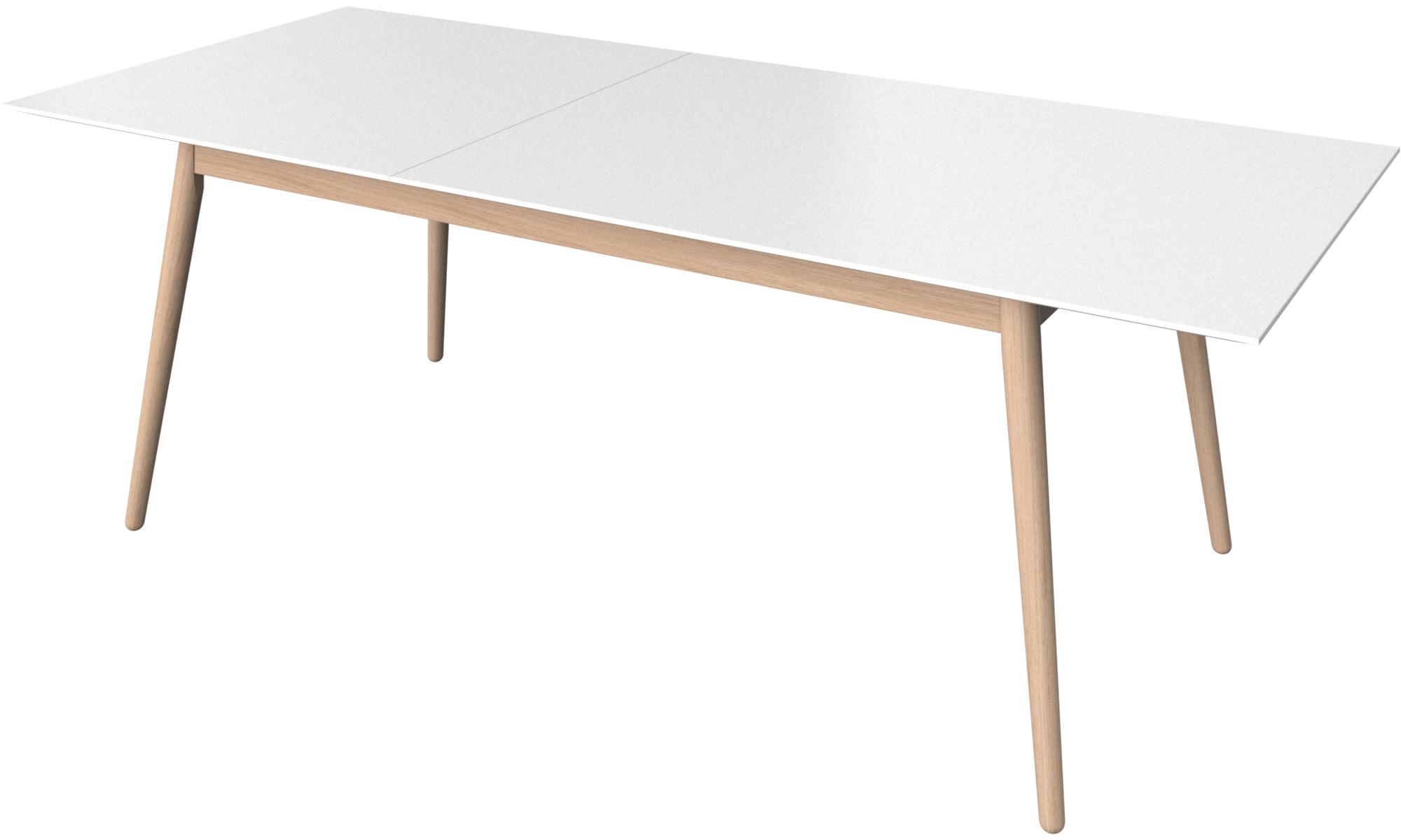 Tables de salle 224 manger table Milano avec rallonge  : 367734 from www.boconcept.com size 2000 x 1200 jpeg 87kB
