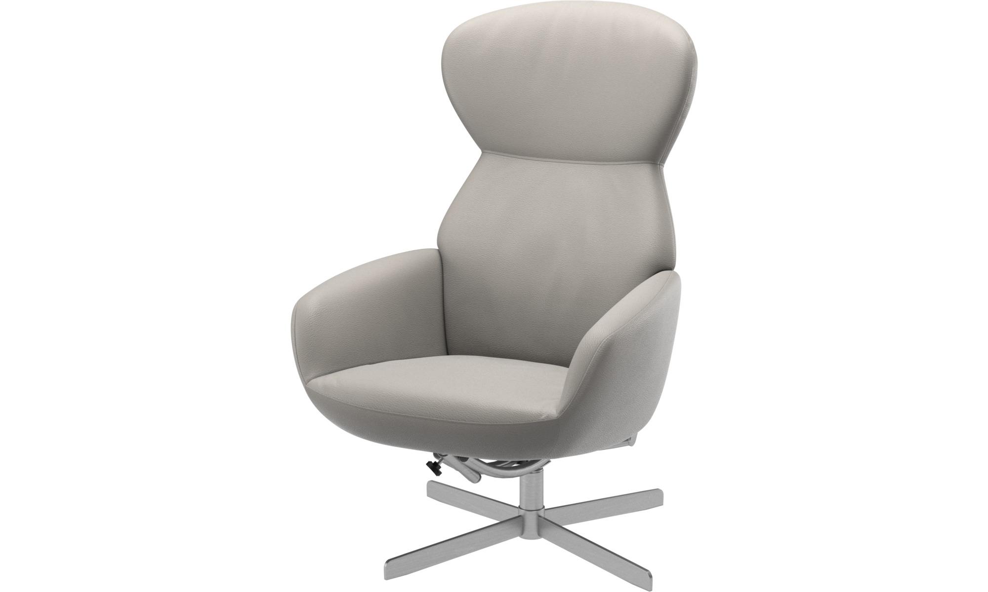 sessel athena sessel mit kippfunktion und drehsockel boconcept. Black Bedroom Furniture Sets. Home Design Ideas