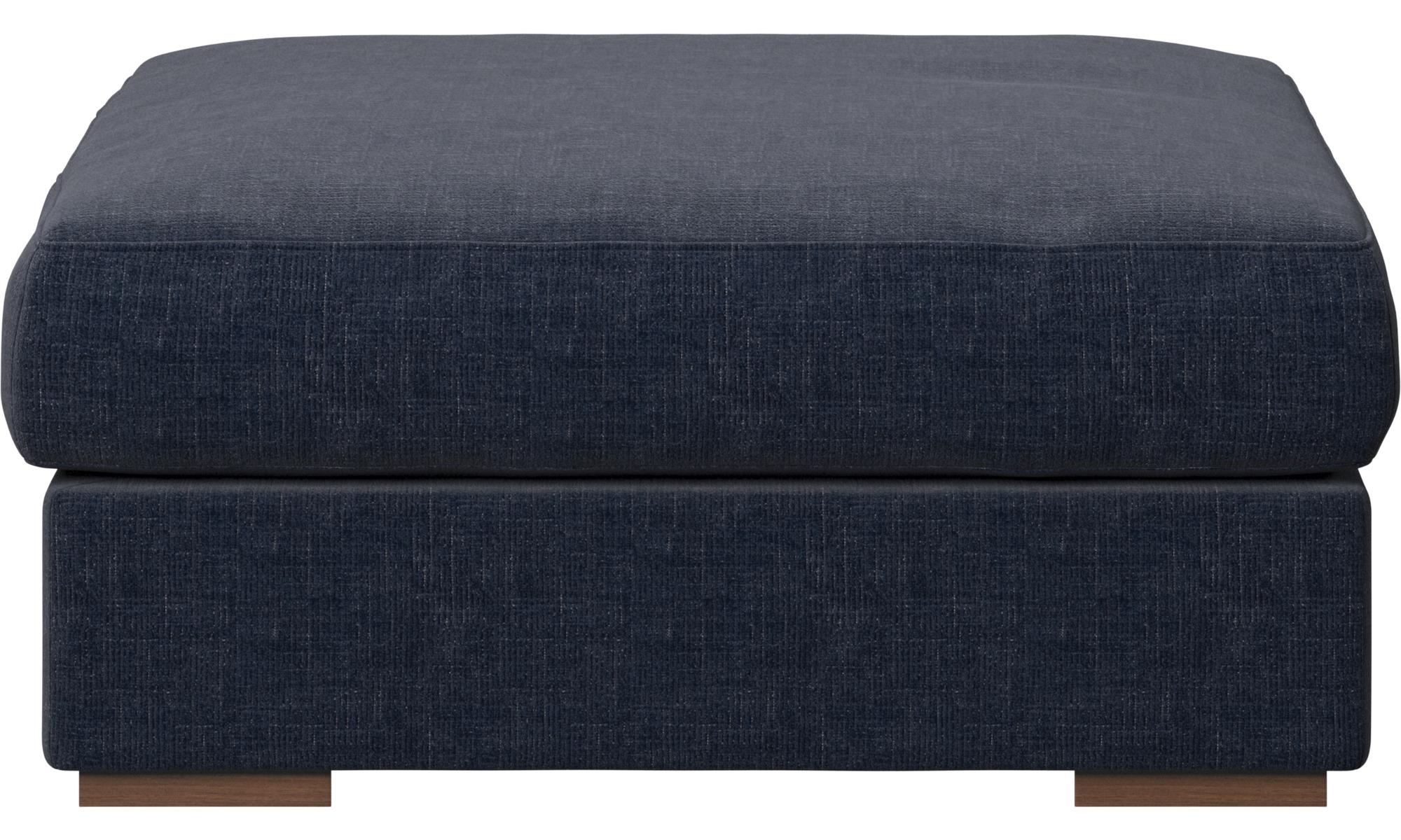 une touche de sophistication pouf cenova boconcept. Black Bedroom Furniture Sets. Home Design Ideas