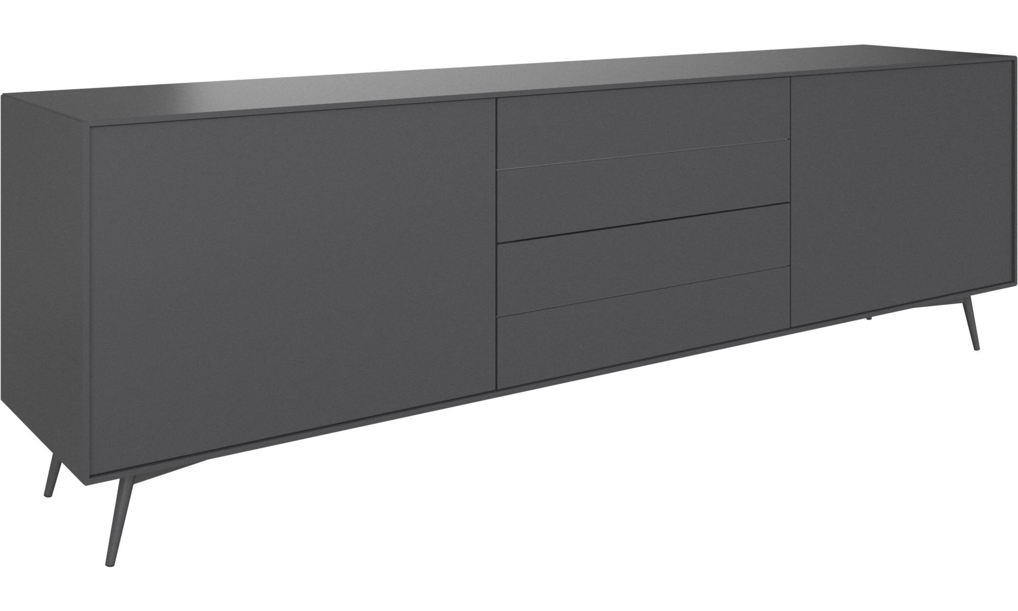 sideboards fermo sideboard boconcept. Black Bedroom Furniture Sets. Home Design Ideas