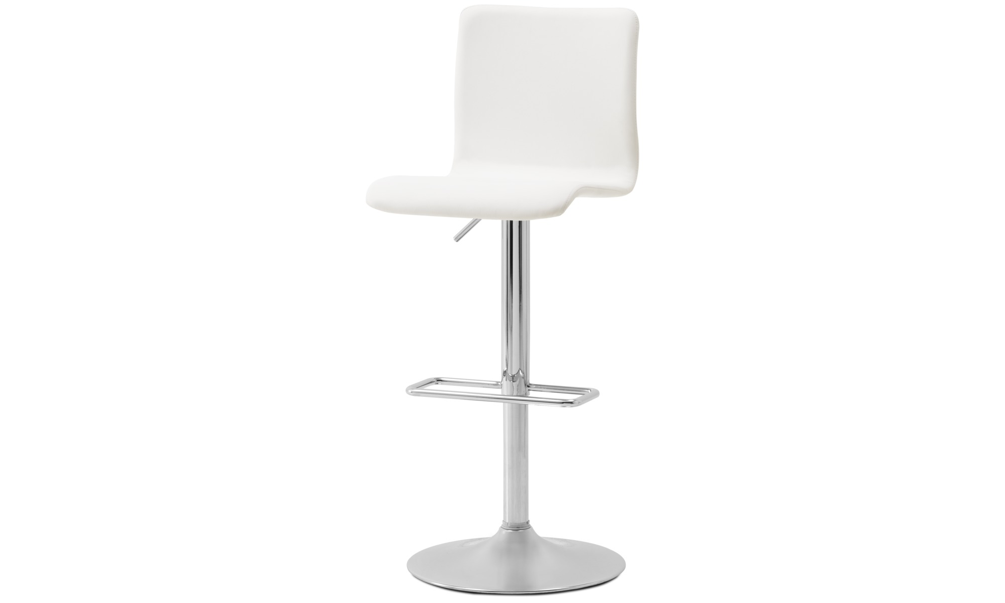 bar stools - siena barstool with gas cartridge - boconcept