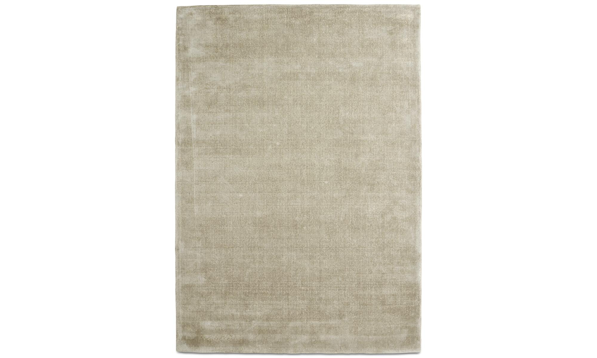 Rugs - Simple rug - rectangular - Grey - Wool