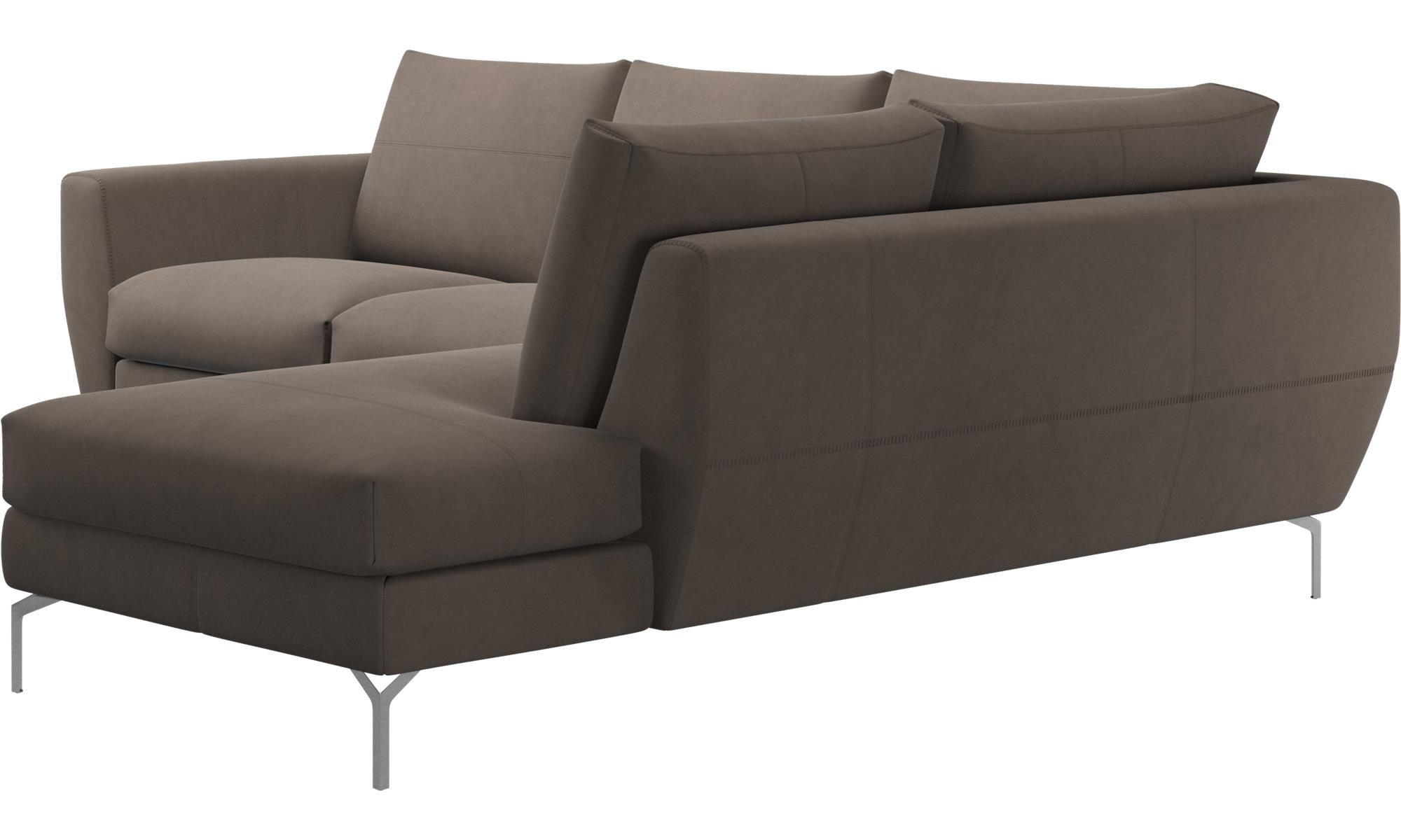 Nice Sofa Corner Sofas  Nice Sofa With Lounging Unit  Boconcept