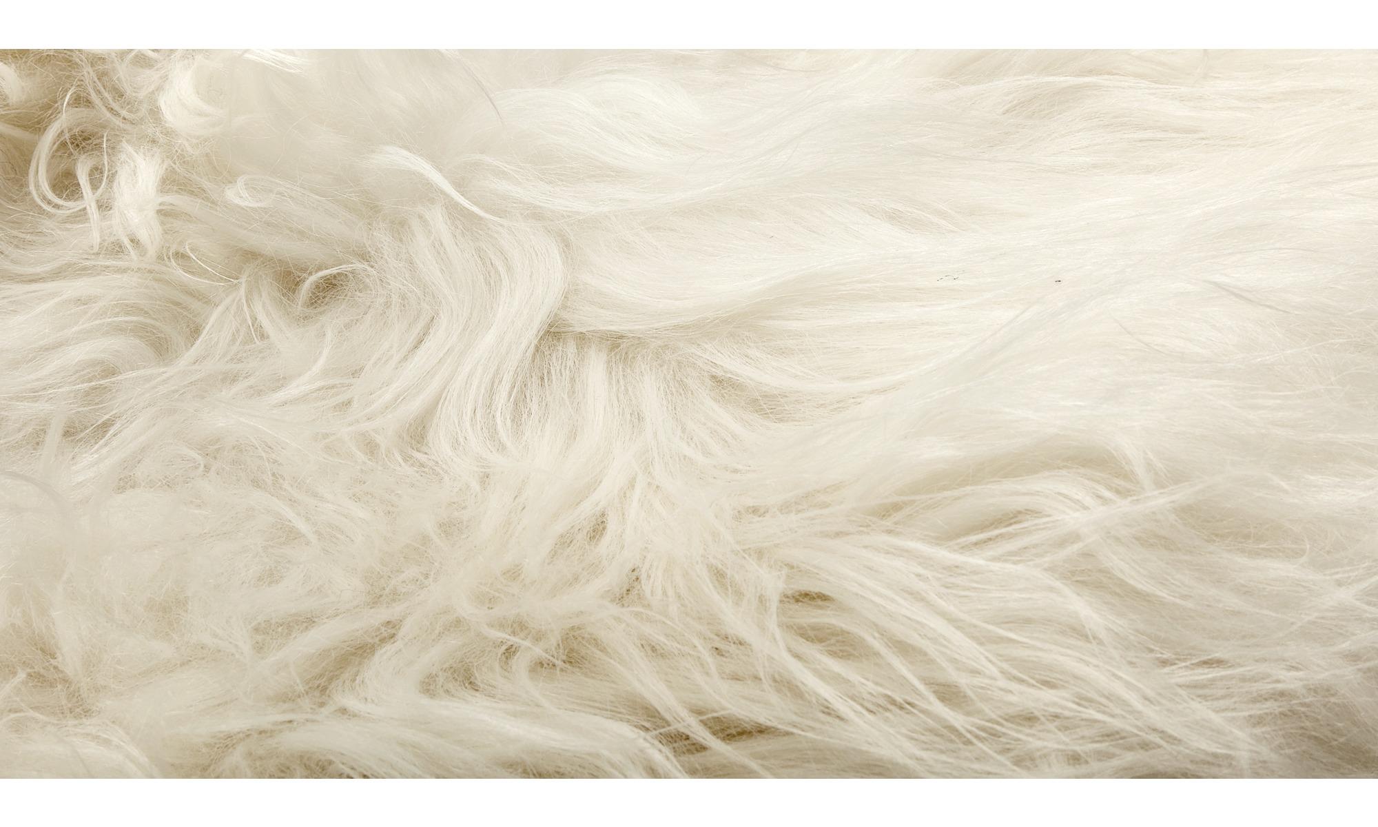 Mantas y cubrecamas piel de oveja sheepskin boconcept - Mantas de piel ...