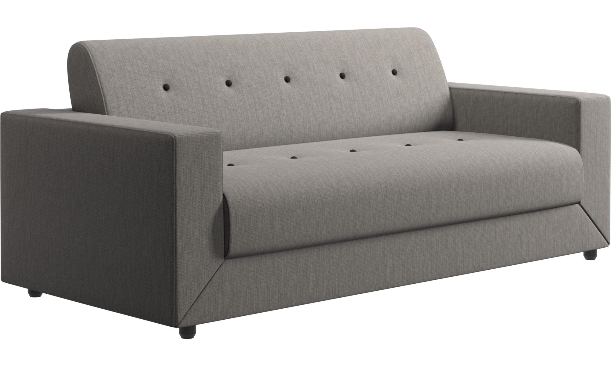 sofa stockholm sovesofa boconcept. Black Bedroom Furniture Sets. Home Design Ideas