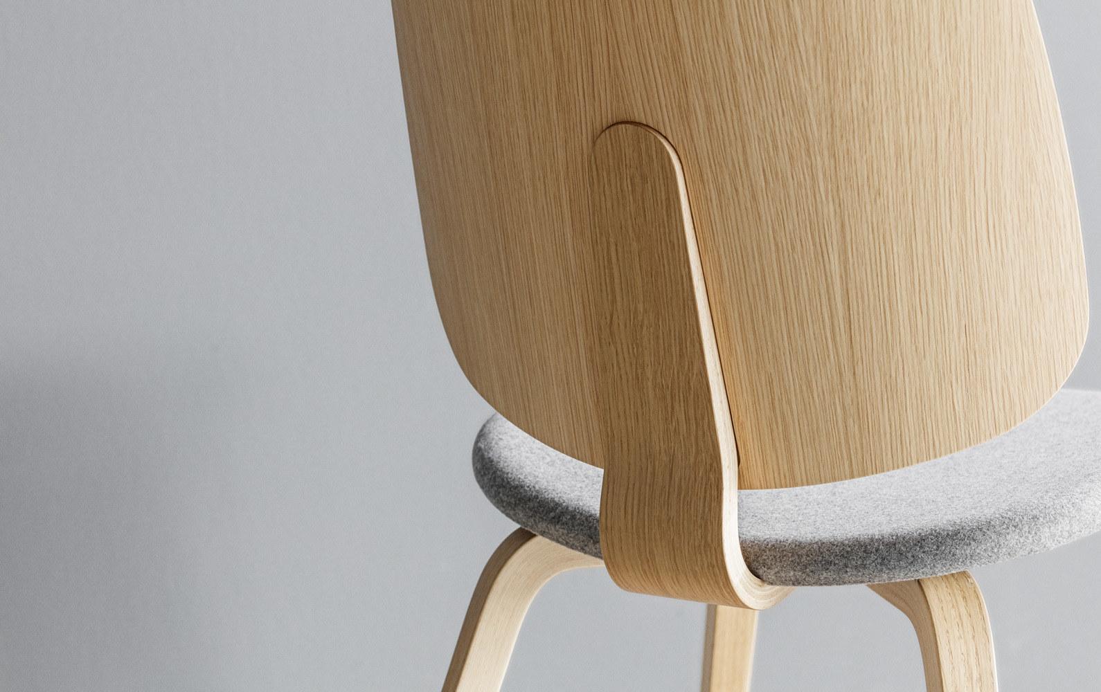 Monochrome - Aarhus chair