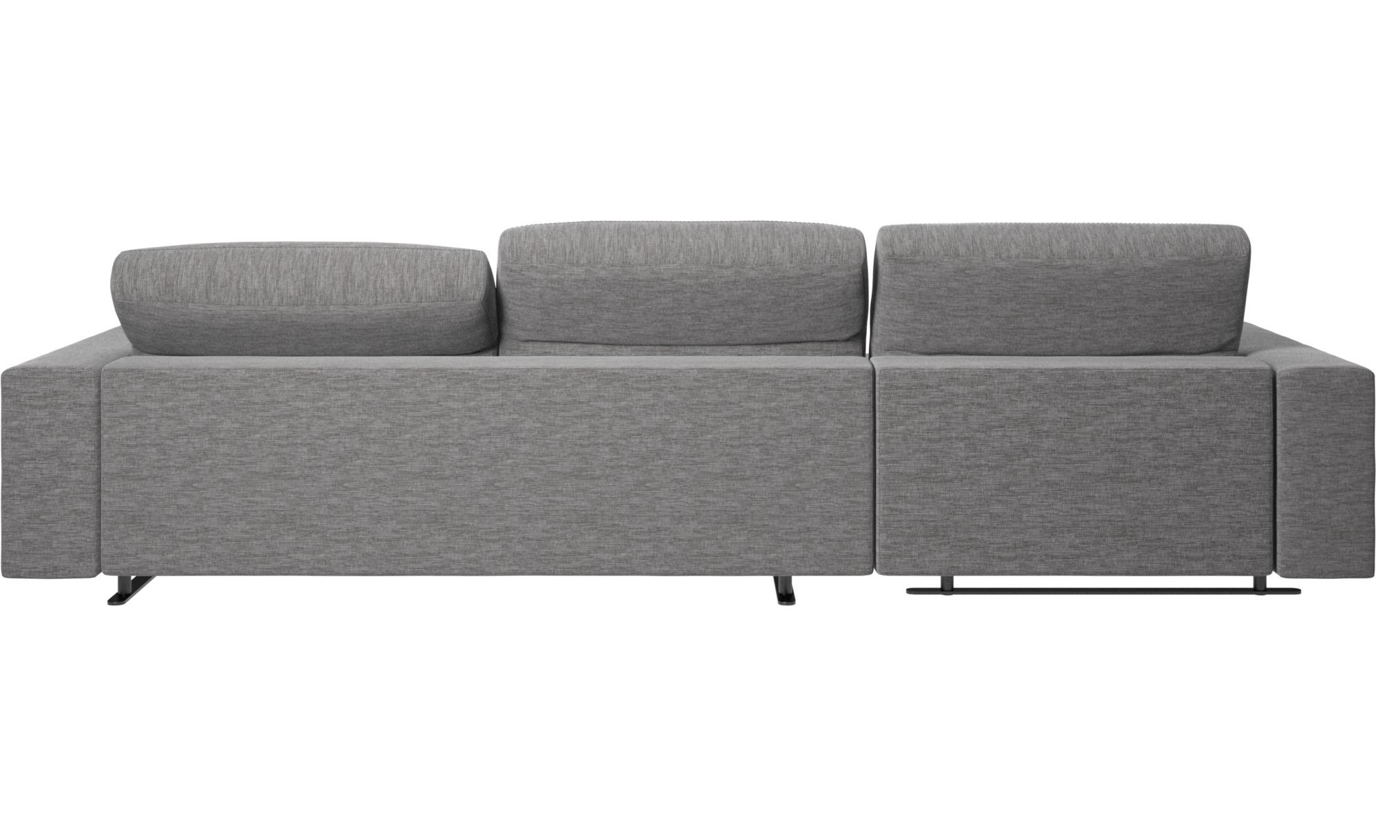 Chaise Lounge Sofas Hampton Sofa With Adjustable Back Resting