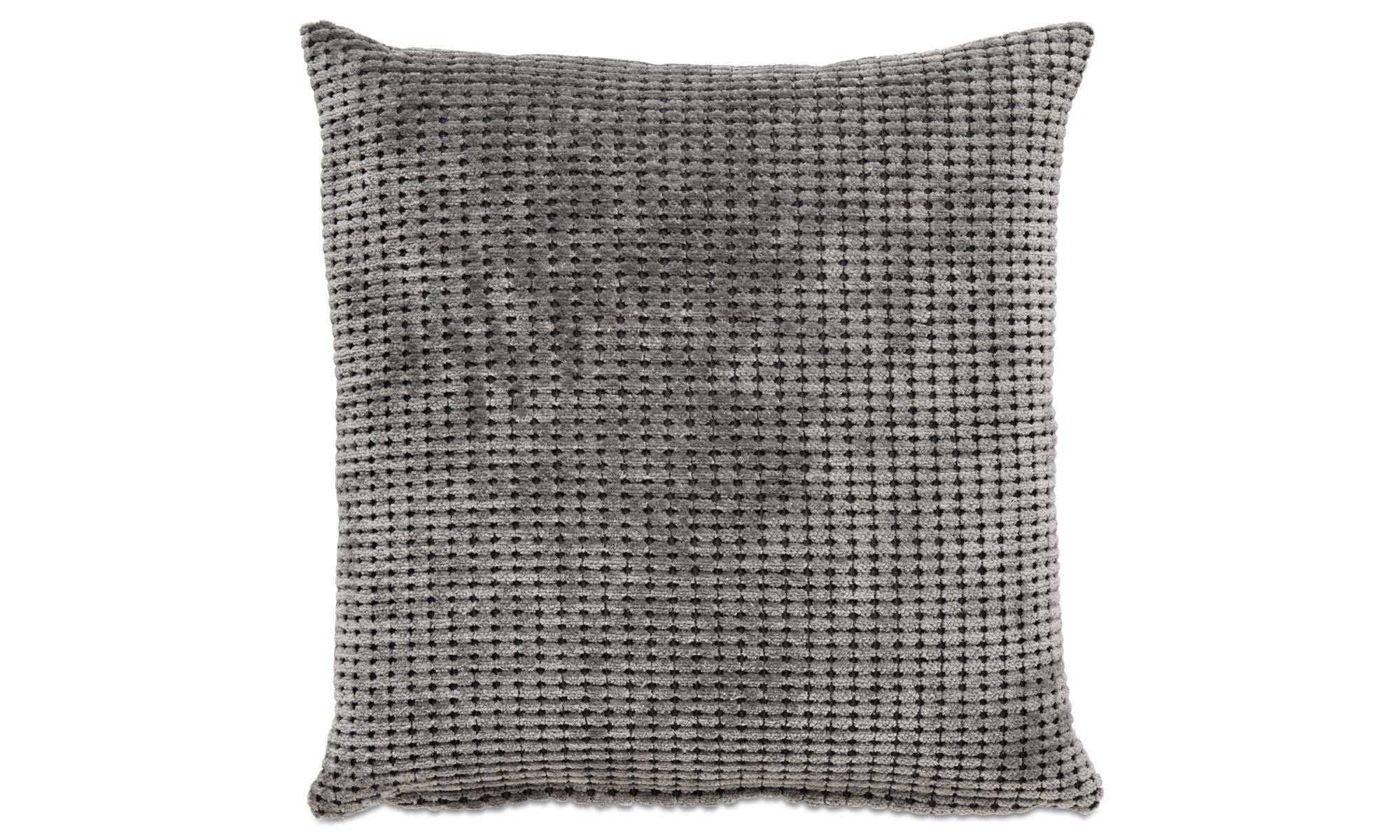 Cushions - Beads cushion - Grey - Fabric