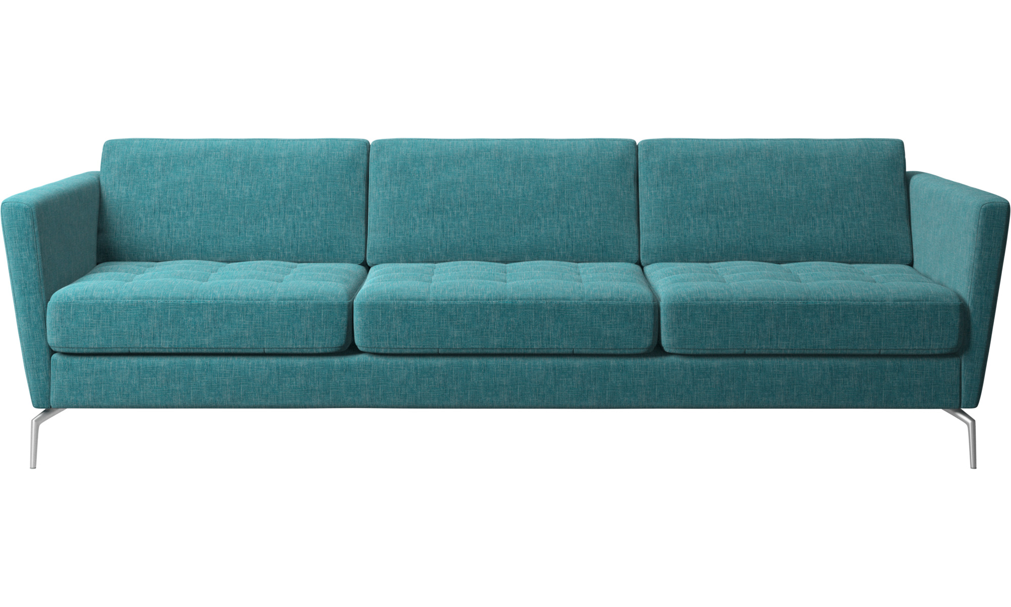 3 seater sofas osaka sofa tufted seat boconcept for Chaise 65 cm ikea