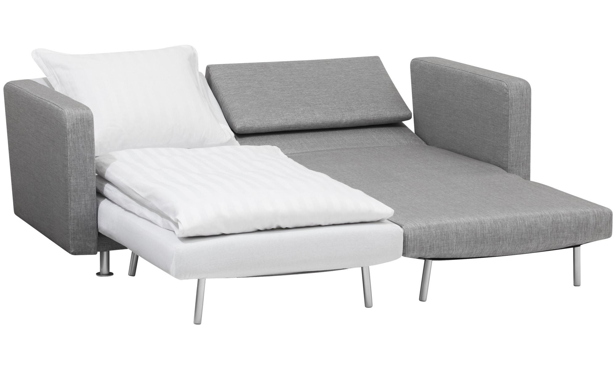 sofa beds melo 2 sofa with reclining and sleeping function boconcept. Black Bedroom Furniture Sets. Home Design Ideas