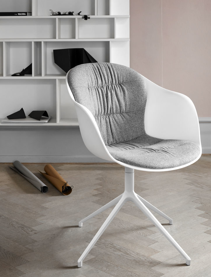 Home office chairs - Adelaide chair with swivel function