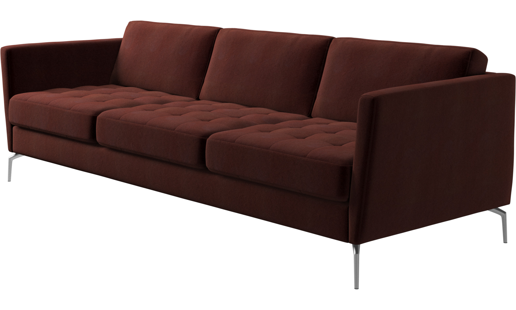 3 Seater Sofas Osaka Sofa Tufted