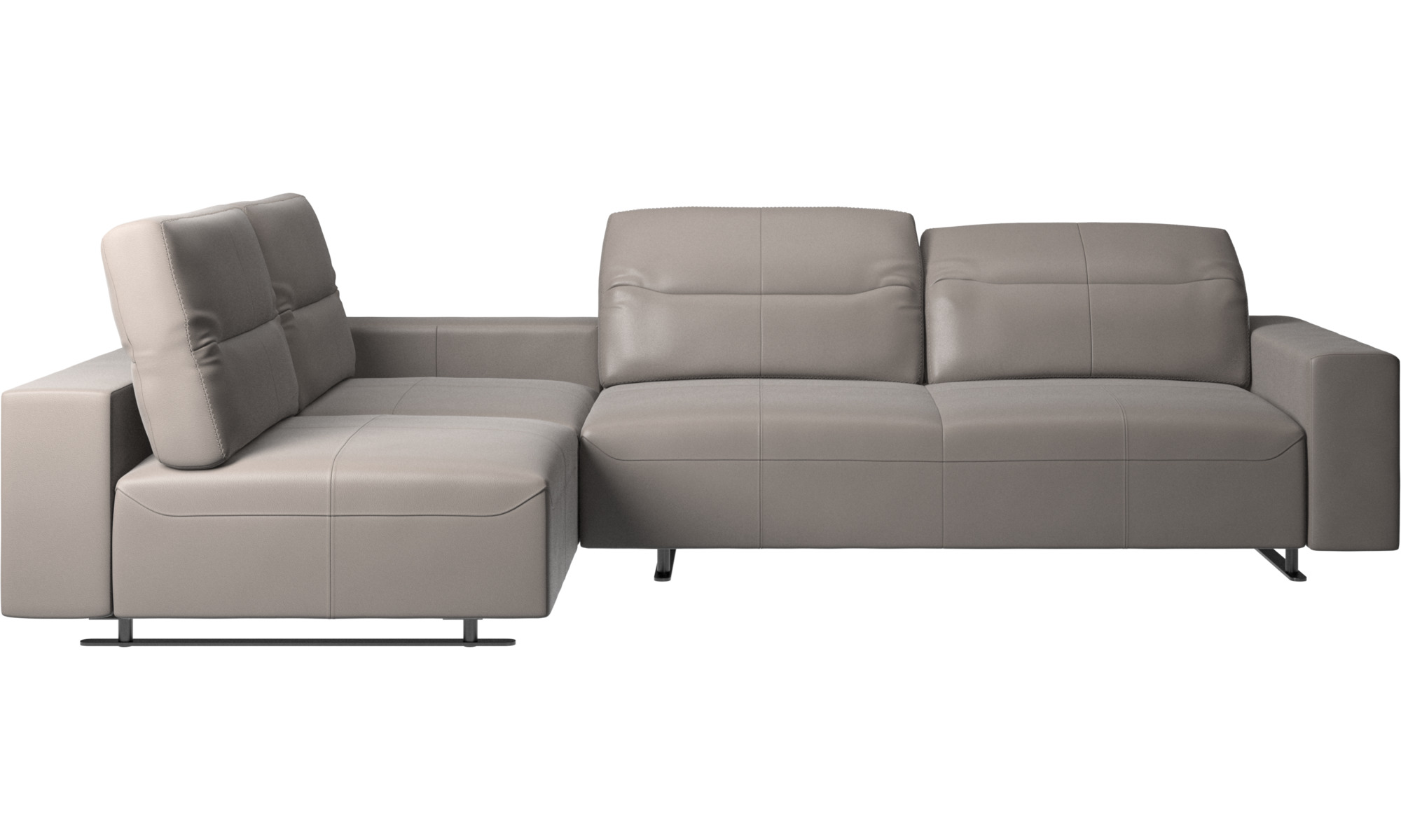 Corner sofas hampton corner sofa with adjustable back for Sofa esquinero jardin