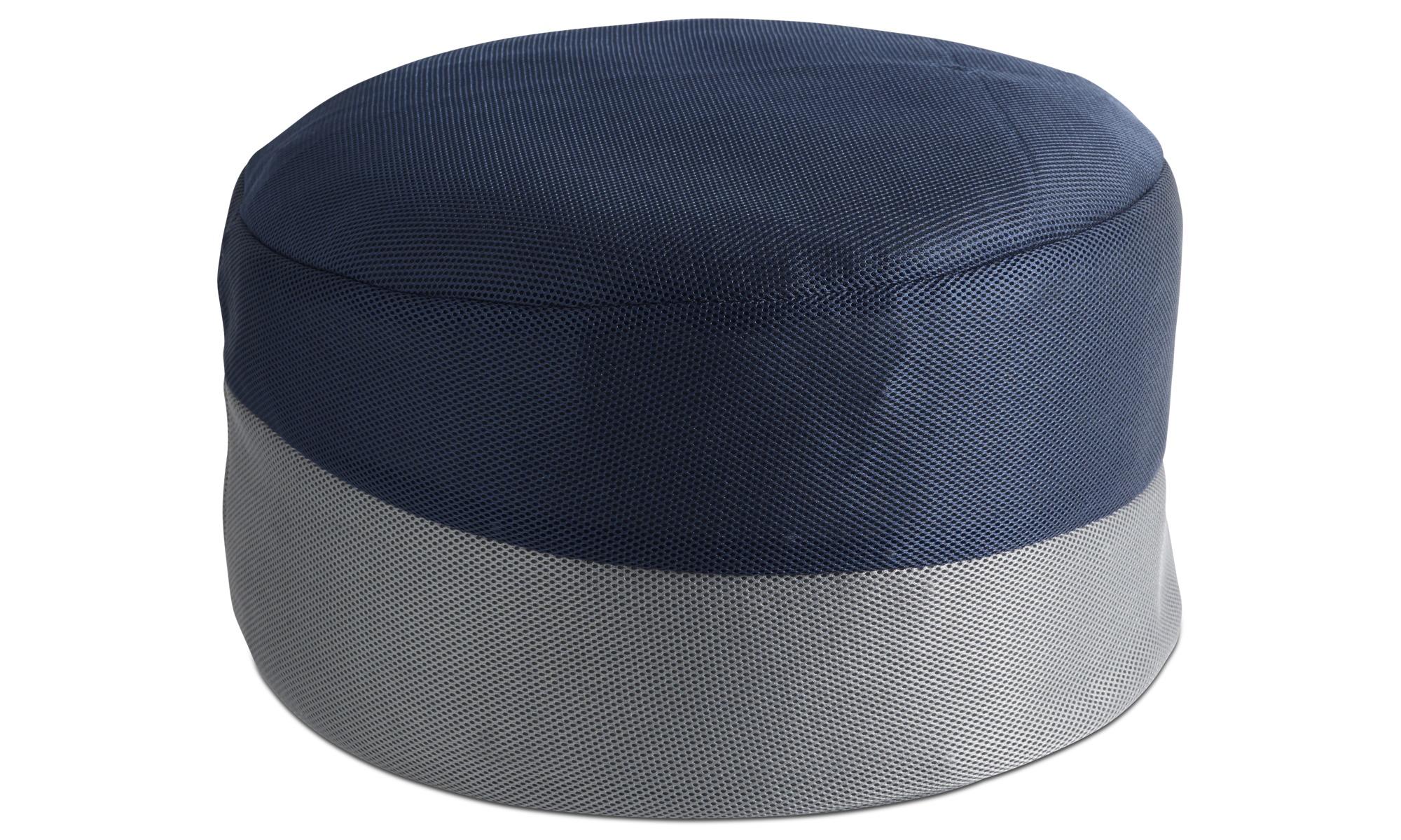 footstools mesh pouf boconcept. Black Bedroom Furniture Sets. Home Design Ideas