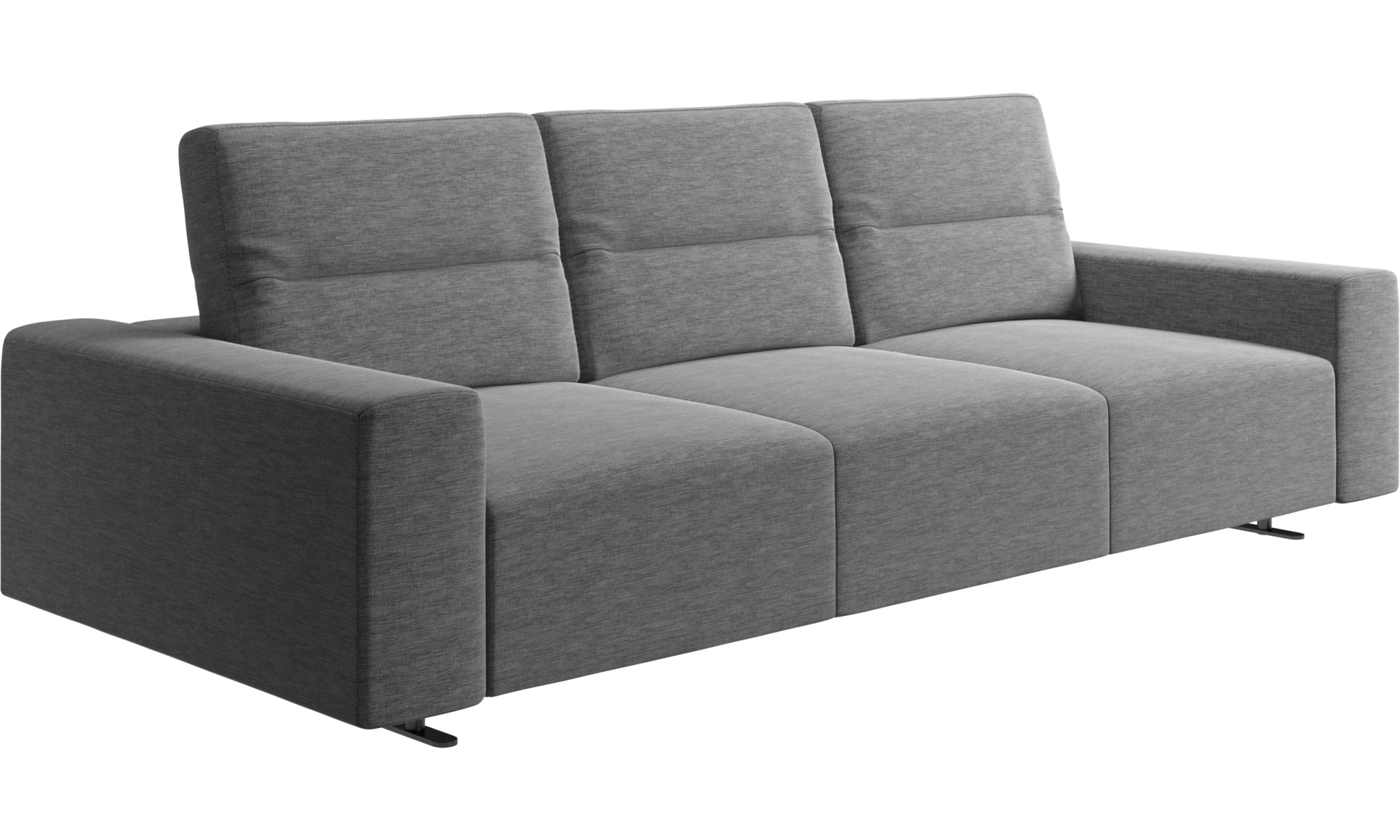 3 sitzer sofas hampton sofa mit verstellbarer r ckenlehne boconcept. Black Bedroom Furniture Sets. Home Design Ideas