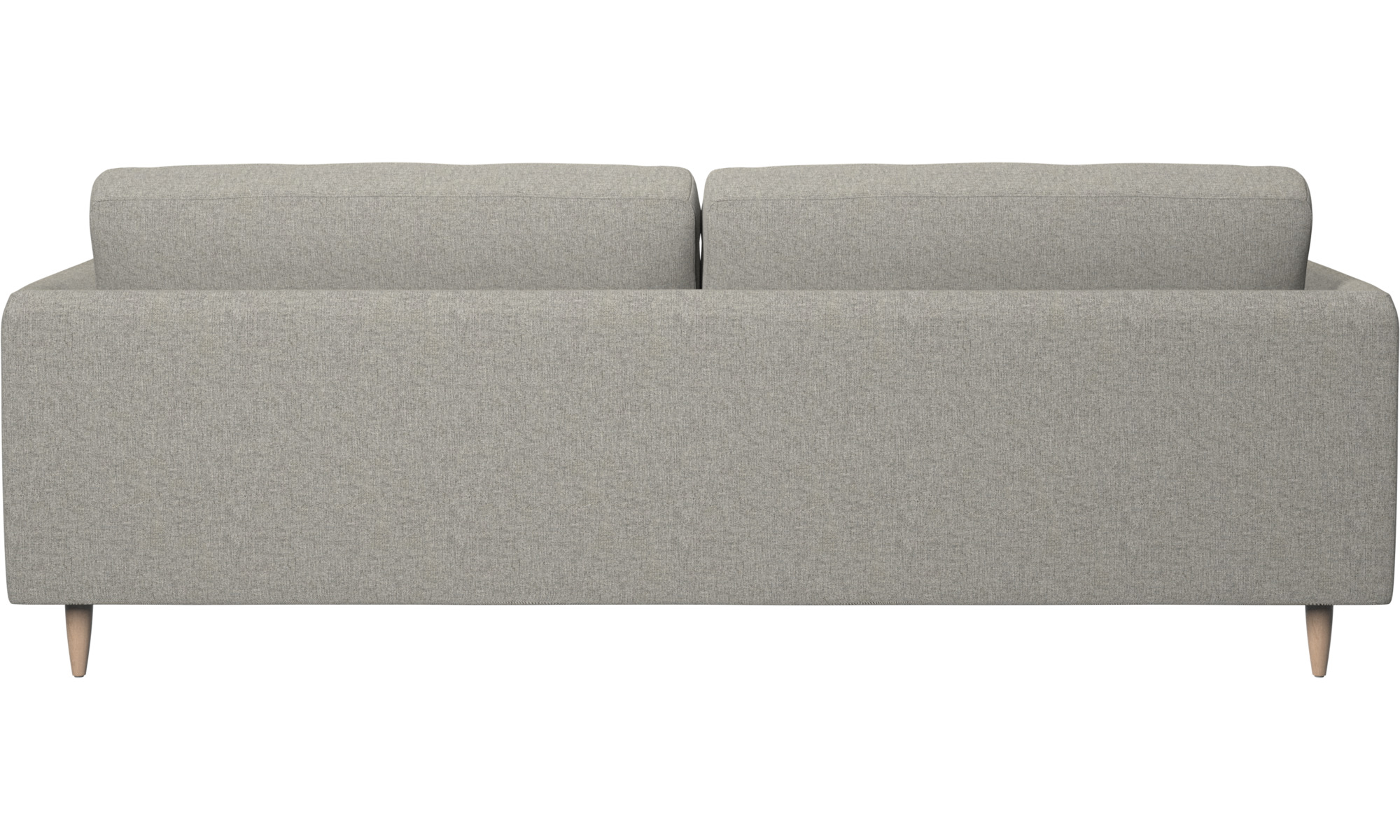 3 Seater Sofas Fargo Sofa Grey Fabric