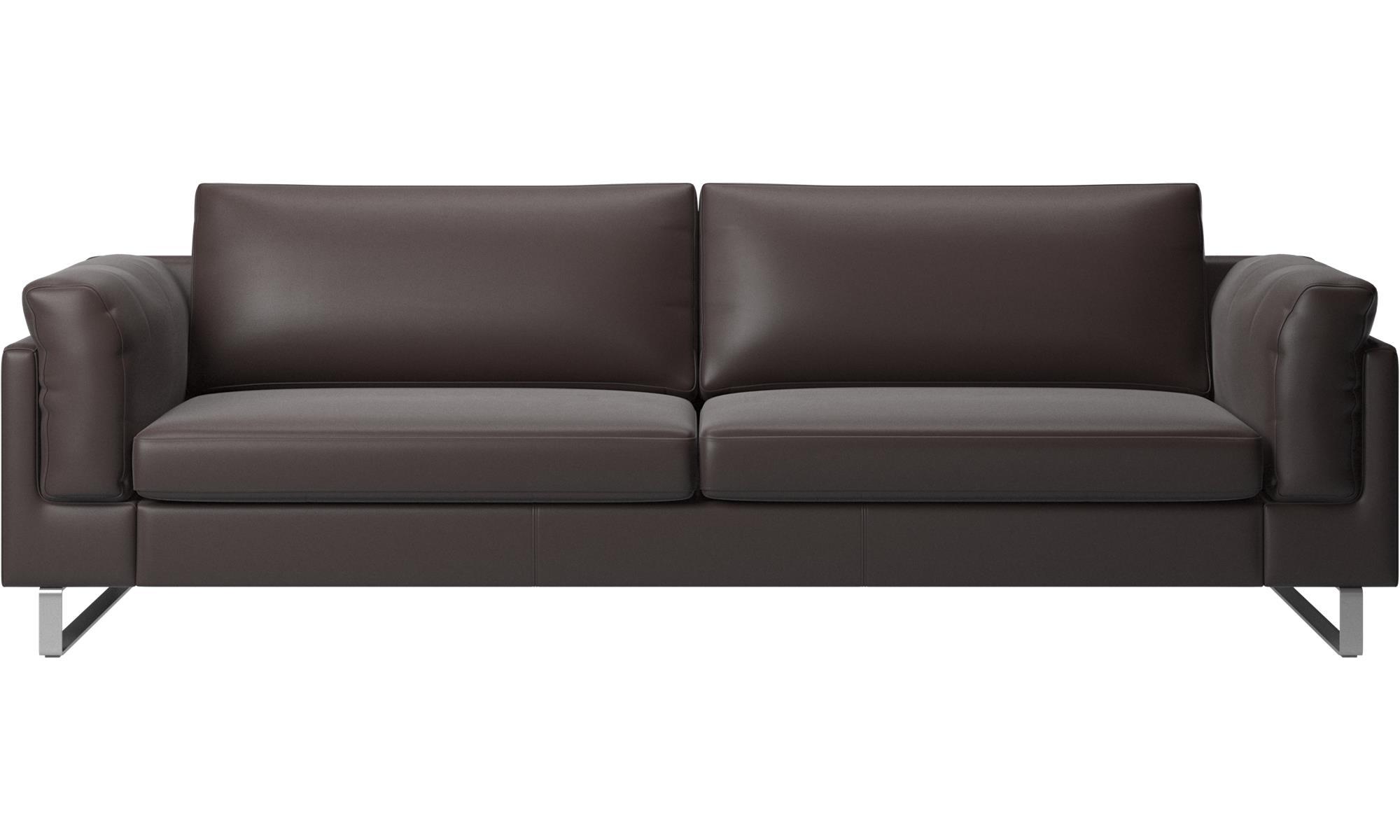 3 seater sofas indivi 2 sofa boconcept. Black Bedroom Furniture Sets. Home Design Ideas
