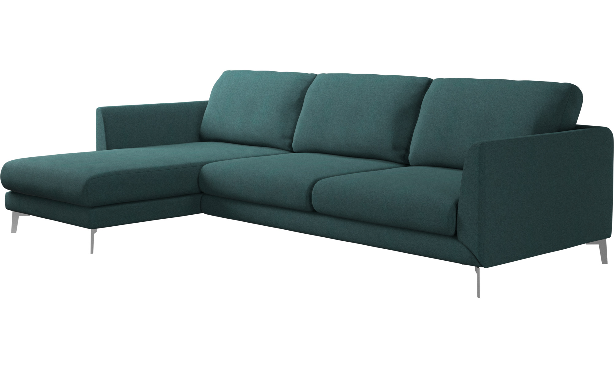 Chaise longue sofas fargo sofa with resting unit boconcept for U sofa med chaiselong