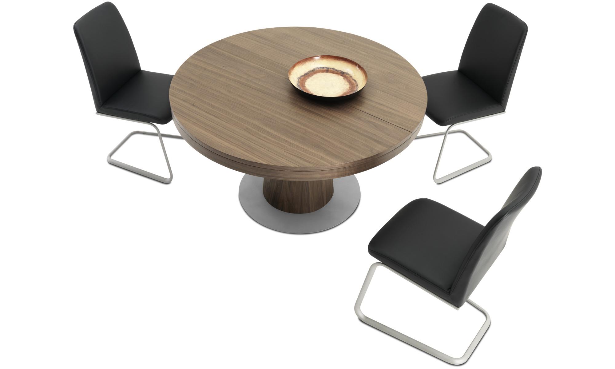 bord med puffer