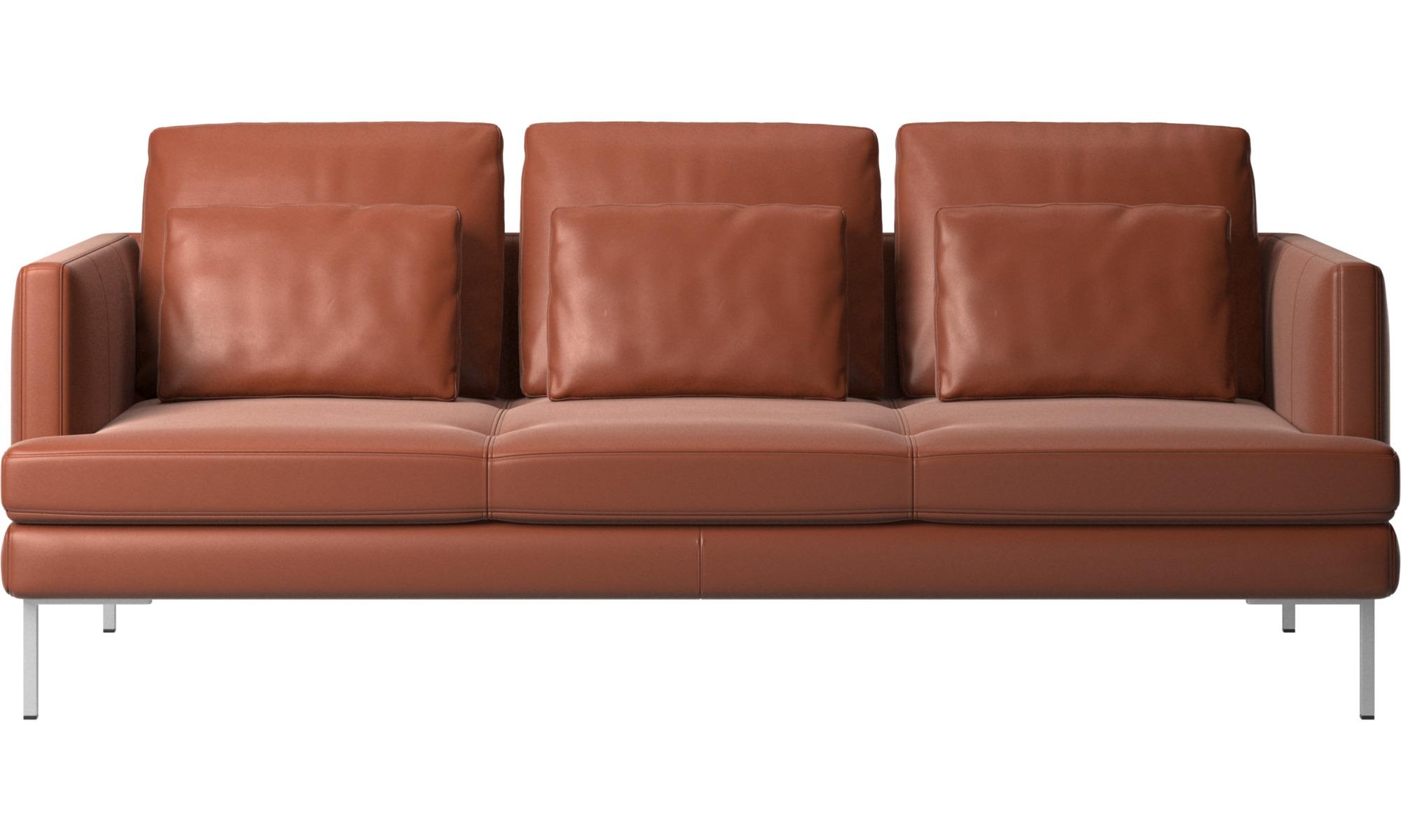 3 seater sofas istra 2 sofa boconcept. Black Bedroom Furniture Sets. Home Design Ideas