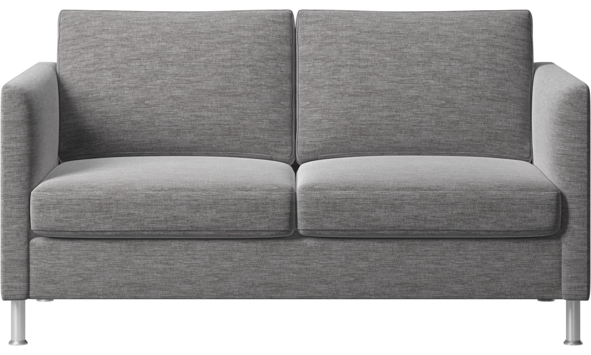 2 personers sofaer - Indivi sofa - Grå - Stof