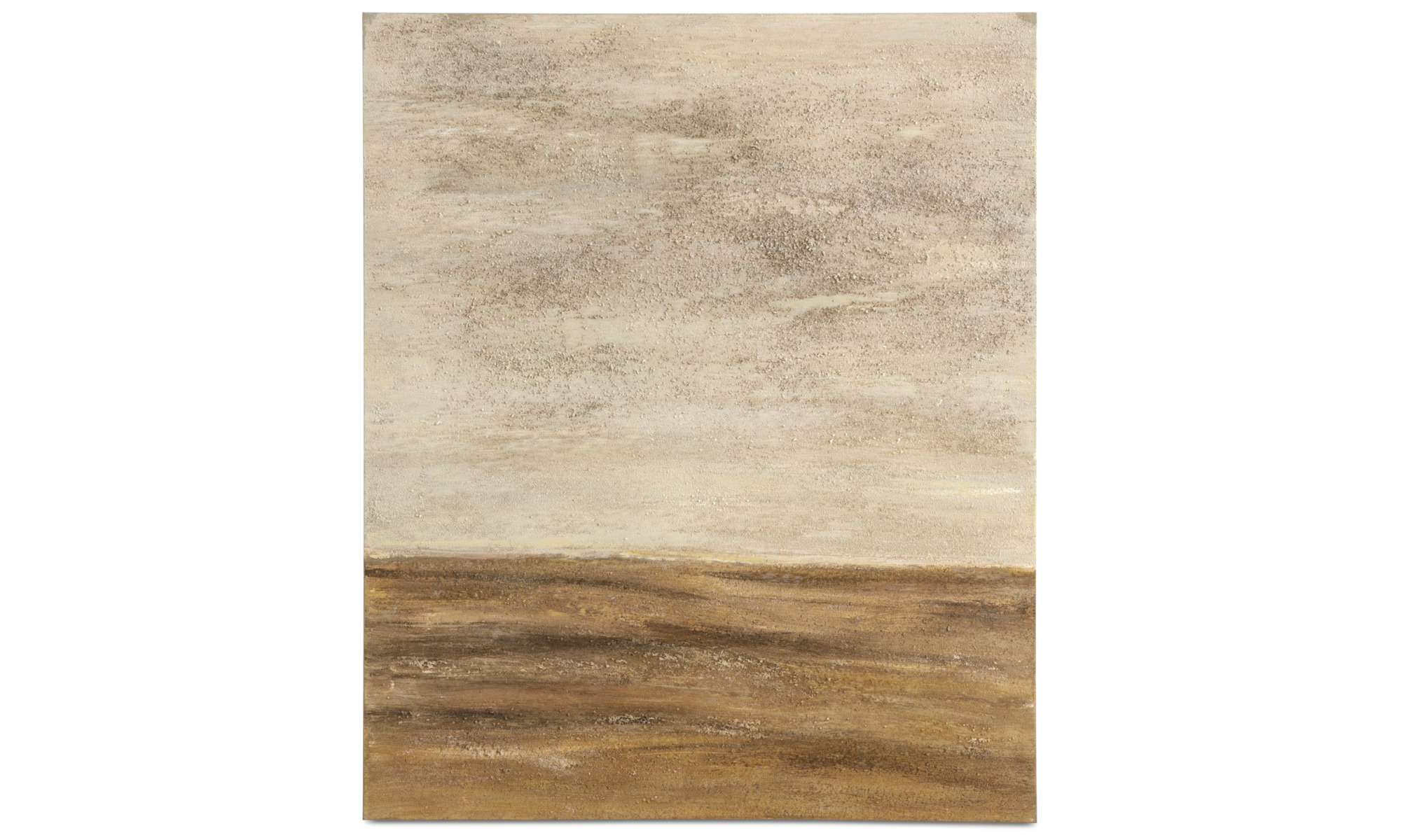 Gallery - Between colours original painting - Brown - Canvas