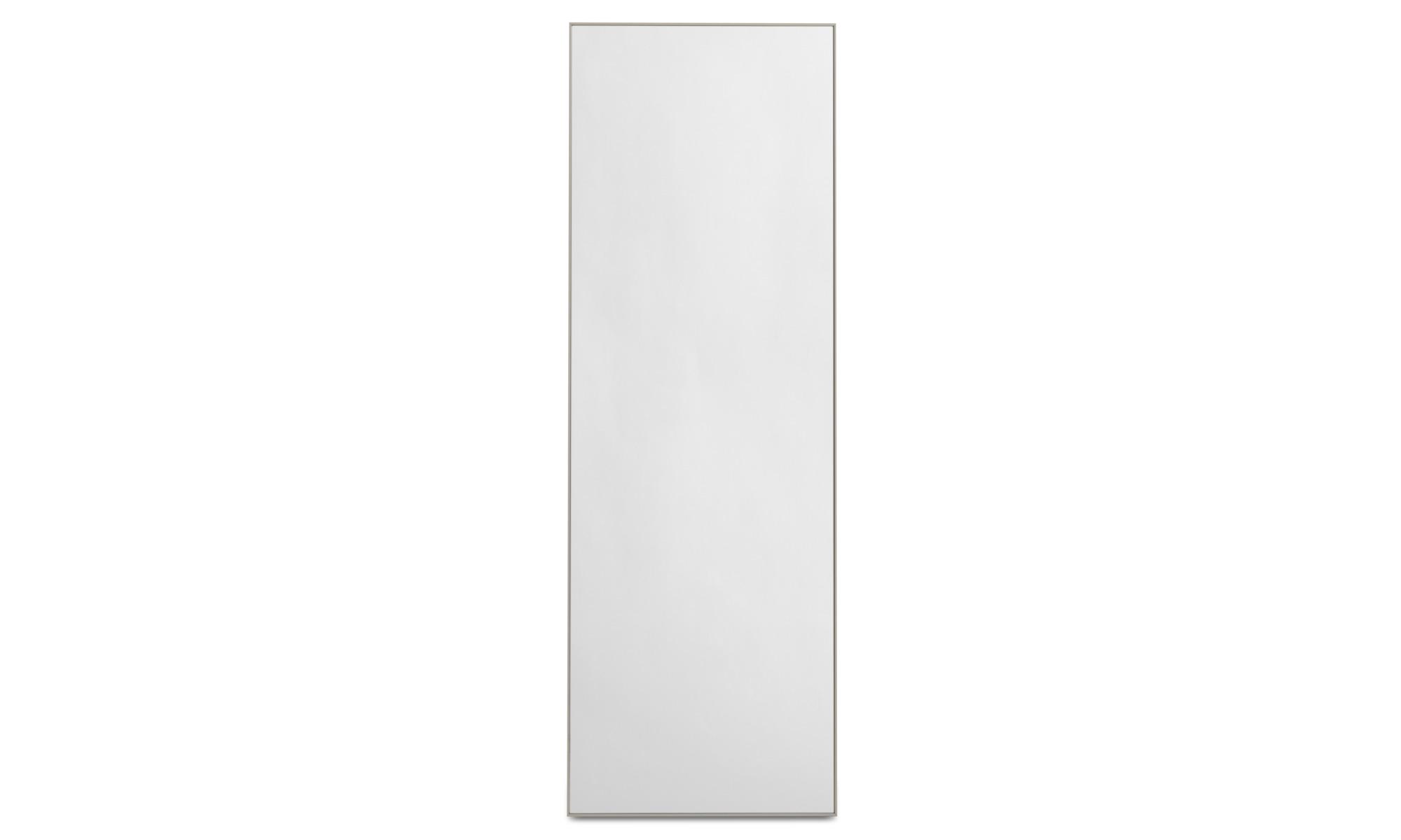 Speglar - Modest spegel - Grå - Glas