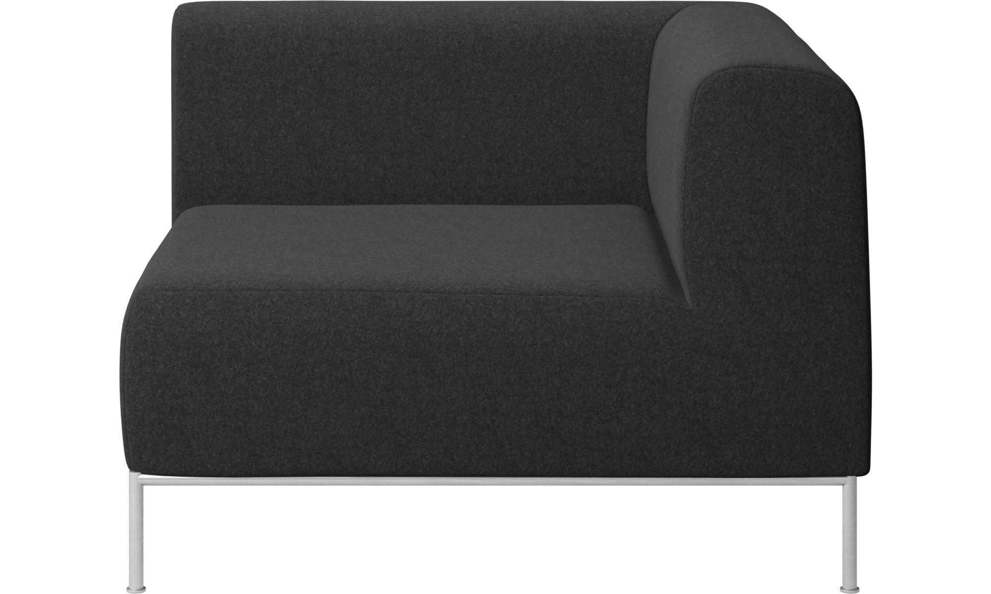 Modular sofas - Miami corner unit right side - BoConcept