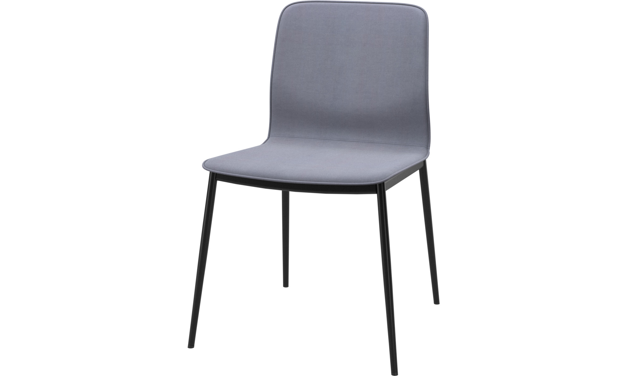 Dining chairs - Newport dining chair - Blue - Fabric