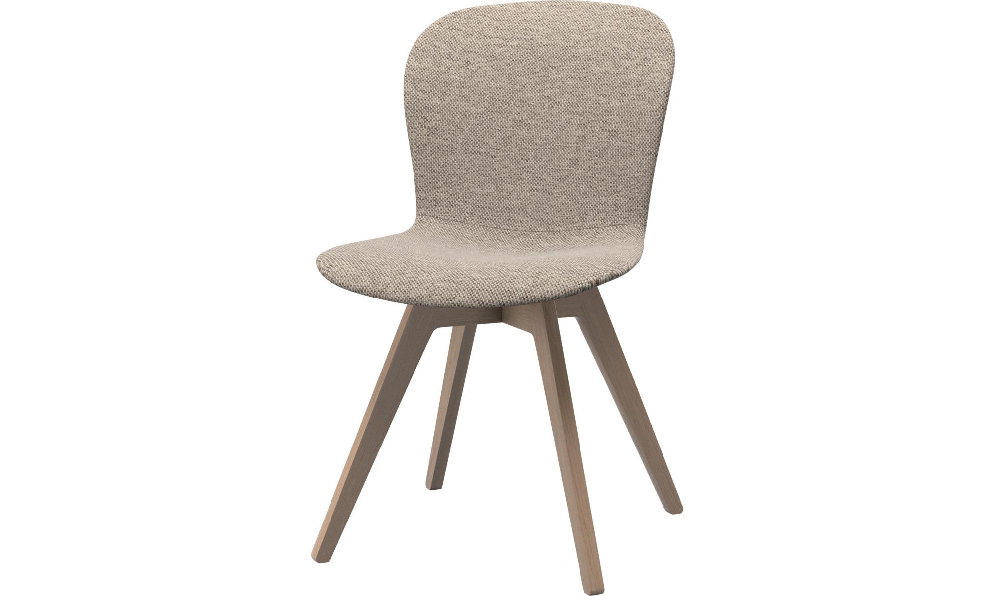 Esszimmerstühle - Adelaide Stuhl - Beige - Stoff